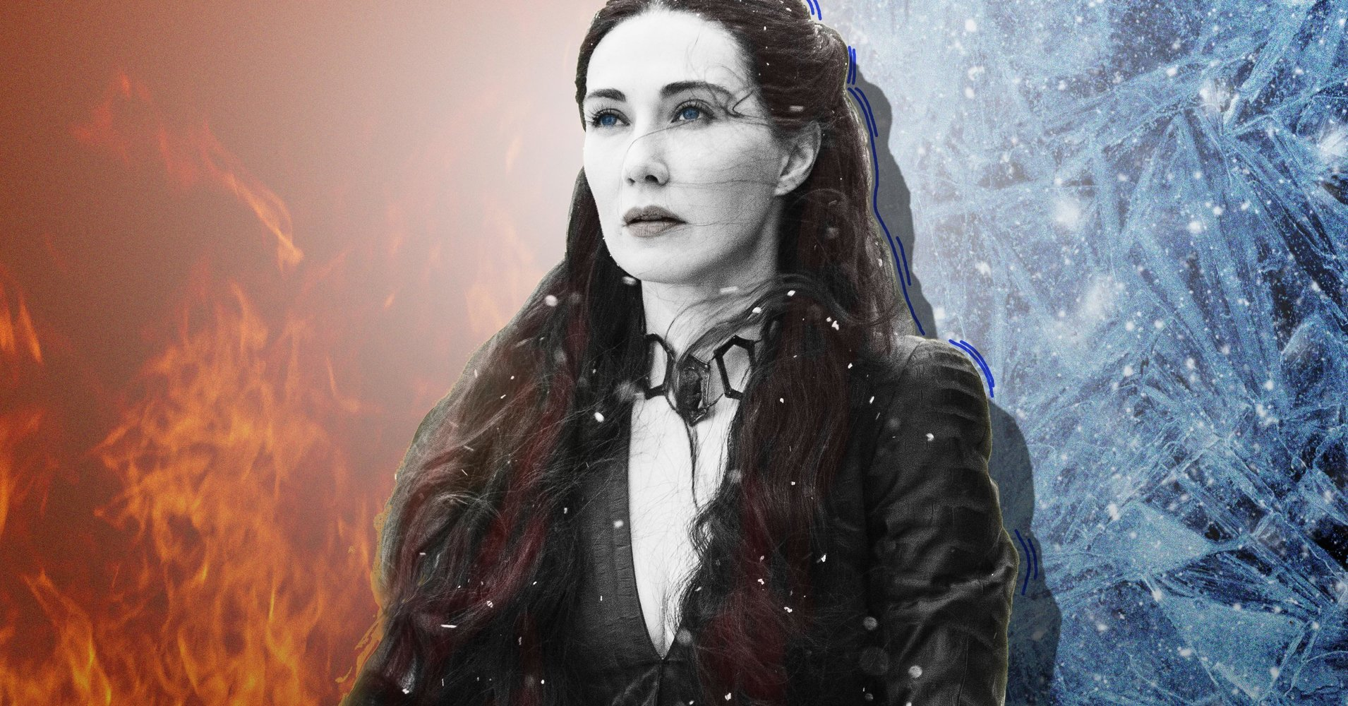 Carice Van Houten Hints At Melisandre's Big Return On 'Game Of Thrones'