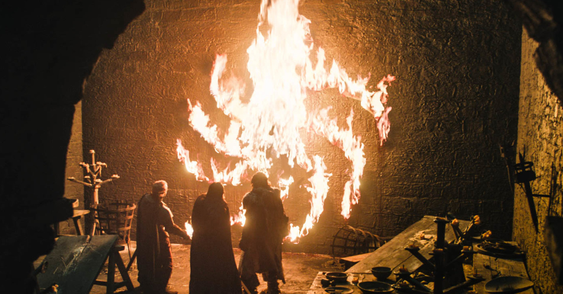 Here's What Those Cryptic 'Game Of Thrones' Symbols May Mean
