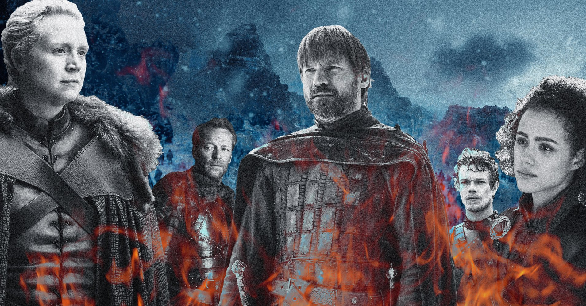 And Now Our 'Game Of Thrones' Season 8 Death Watch Begins
