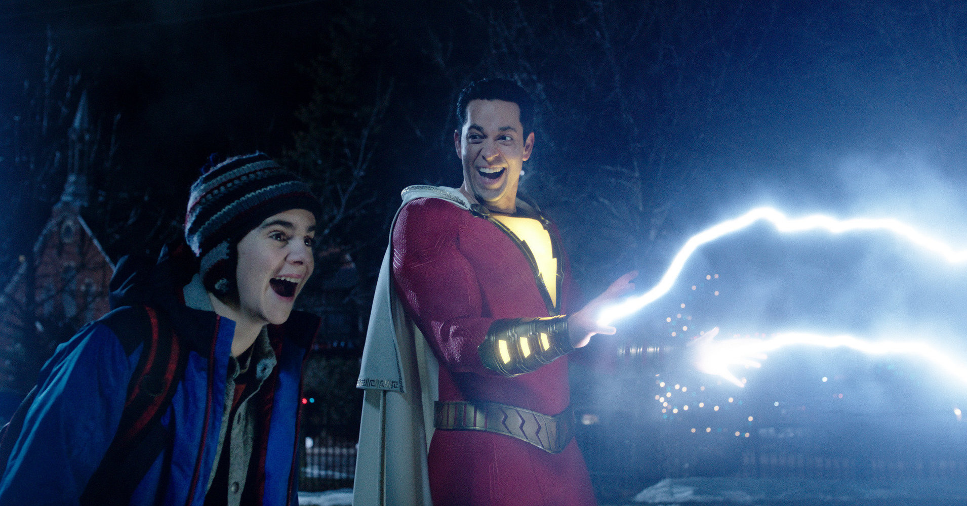 'Shazam!' Doesn't Need To Make Sense To Be Fun