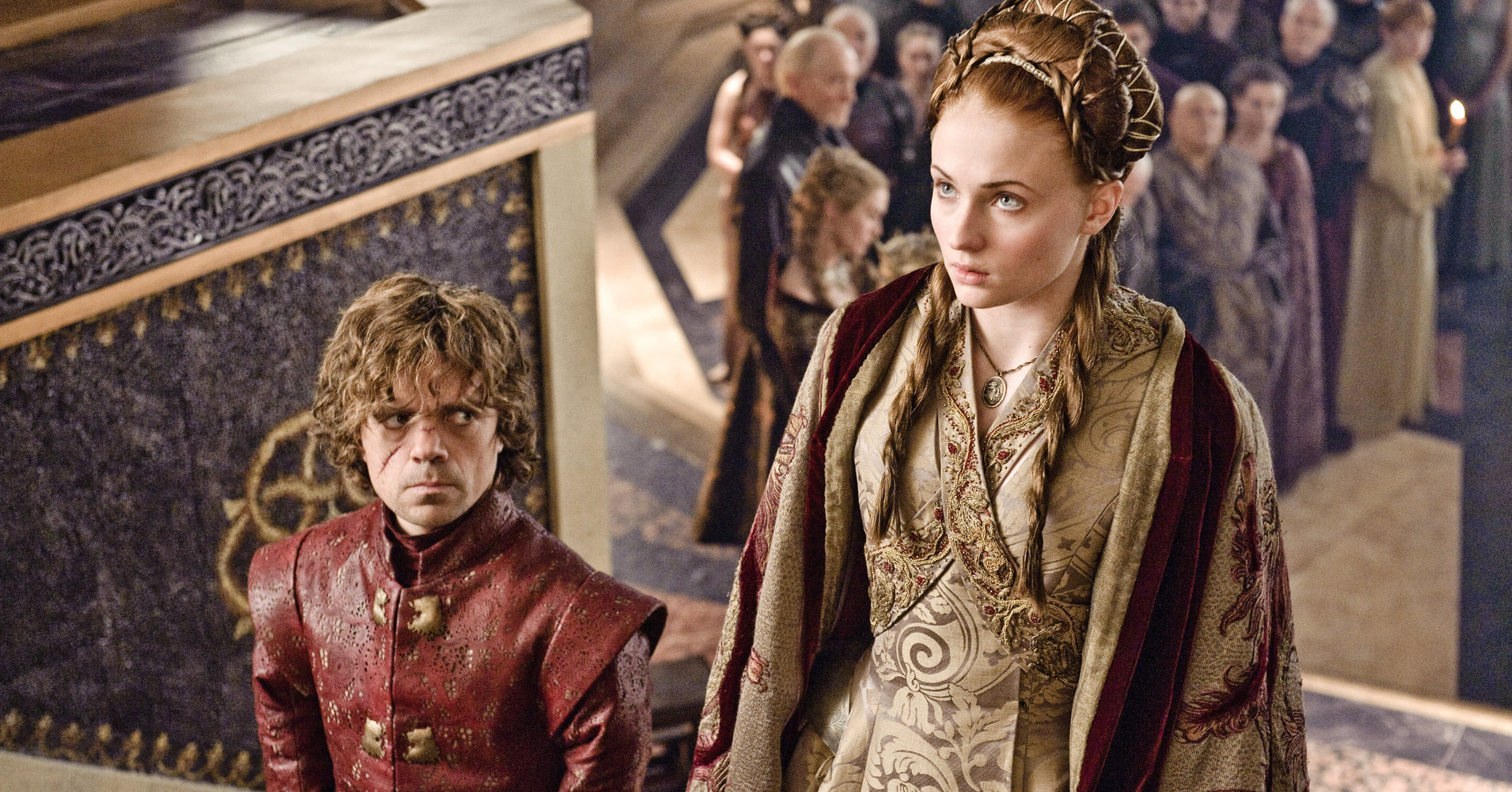 Experts Determine Whether Tyrion And Sansa Are Still Married On 'Game Of Thrones'