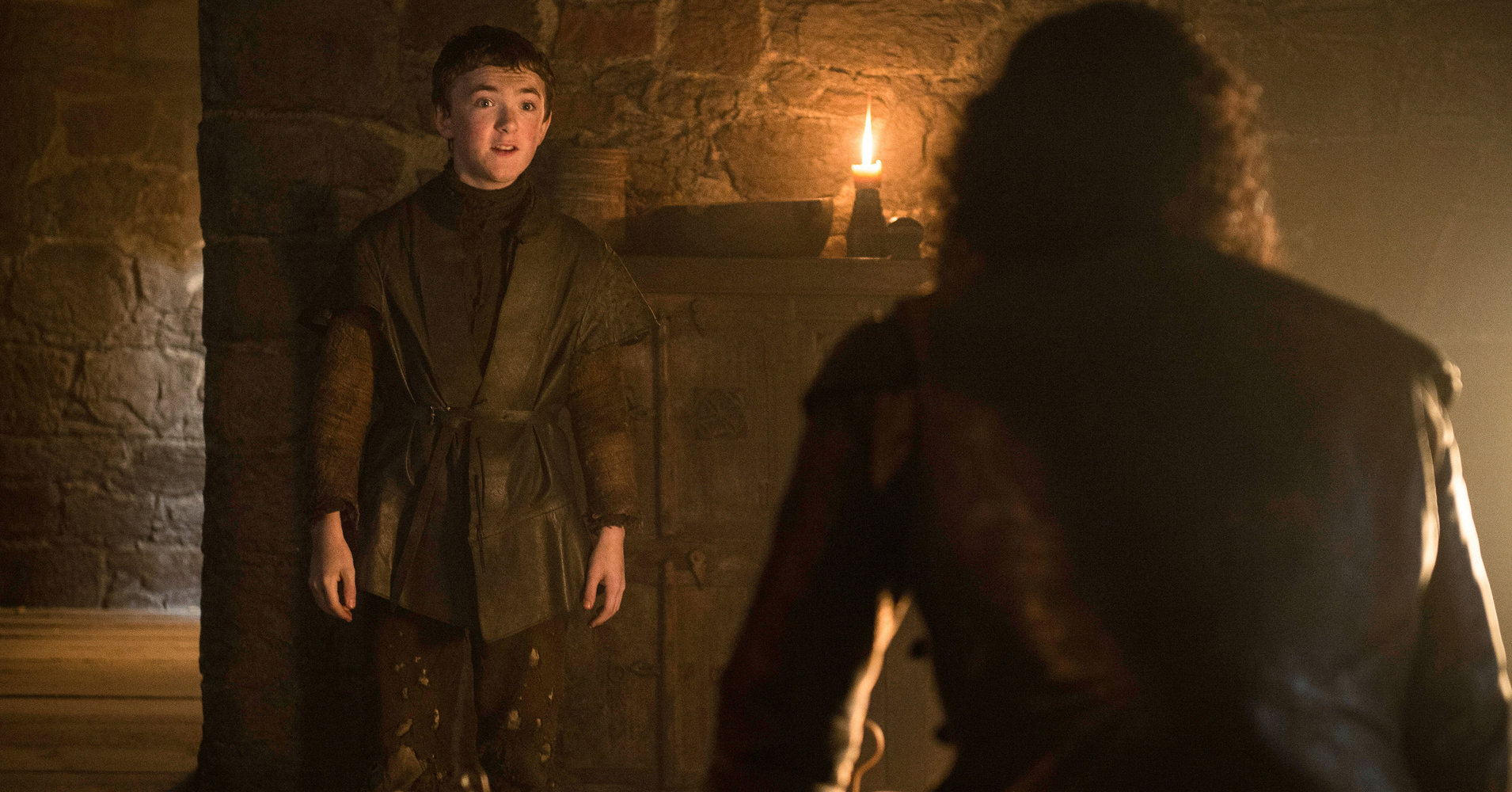 4 Years Later, Olly From 'Game Of Thrones' Is Still Getting Trolled
