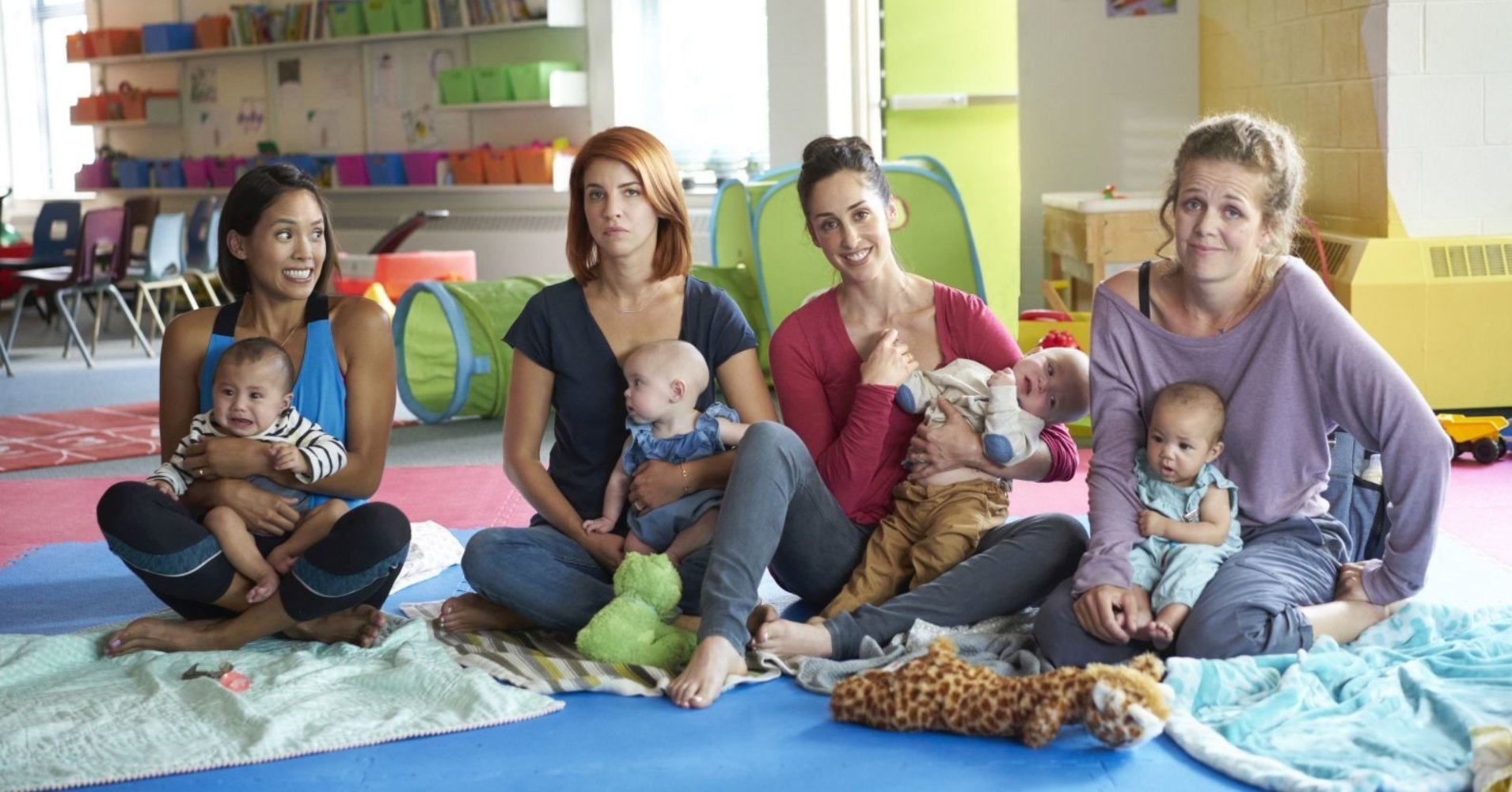 'Workin' Moms' Will Give You, And Your Saggy Postpartum Boobs, A Lift