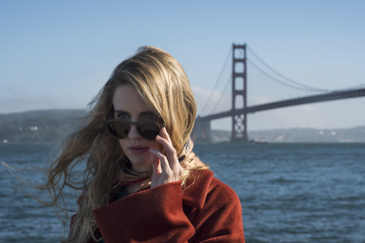 "Marling in ""The OA"" on Netflix."