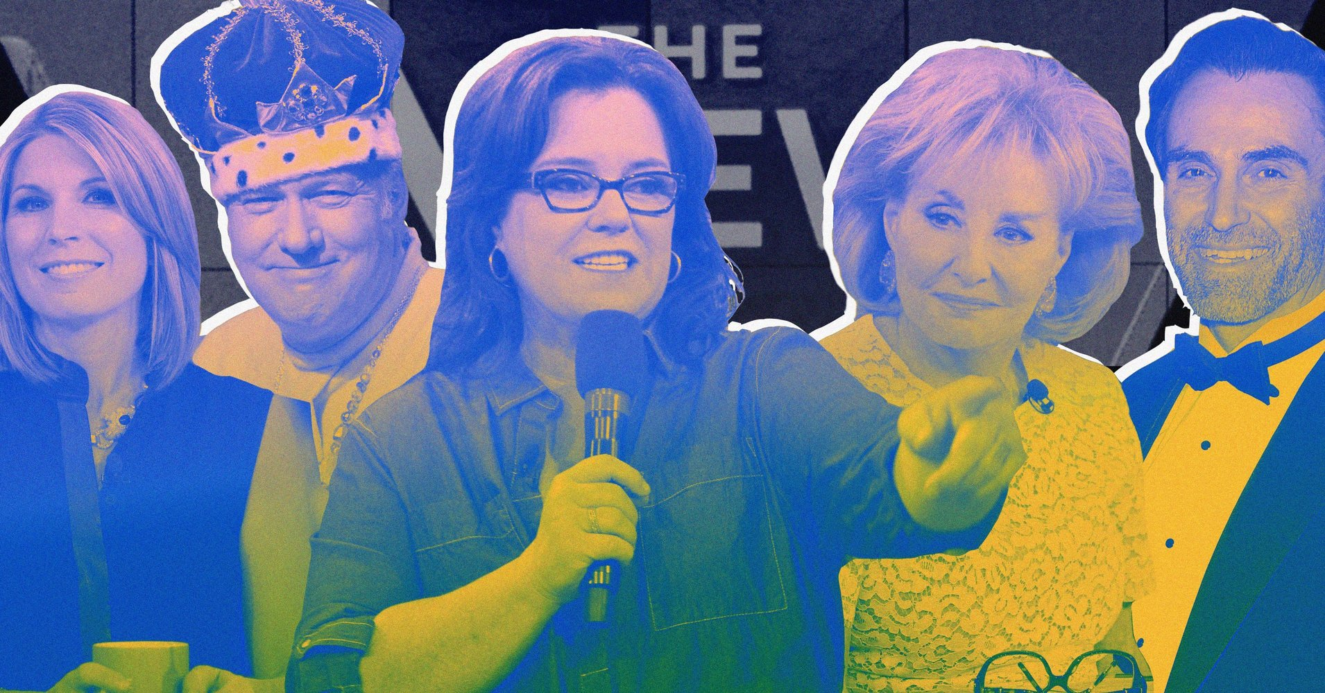 New Book Reveals Stunning Misconduct And Dysfunction At ABC's 'The View'