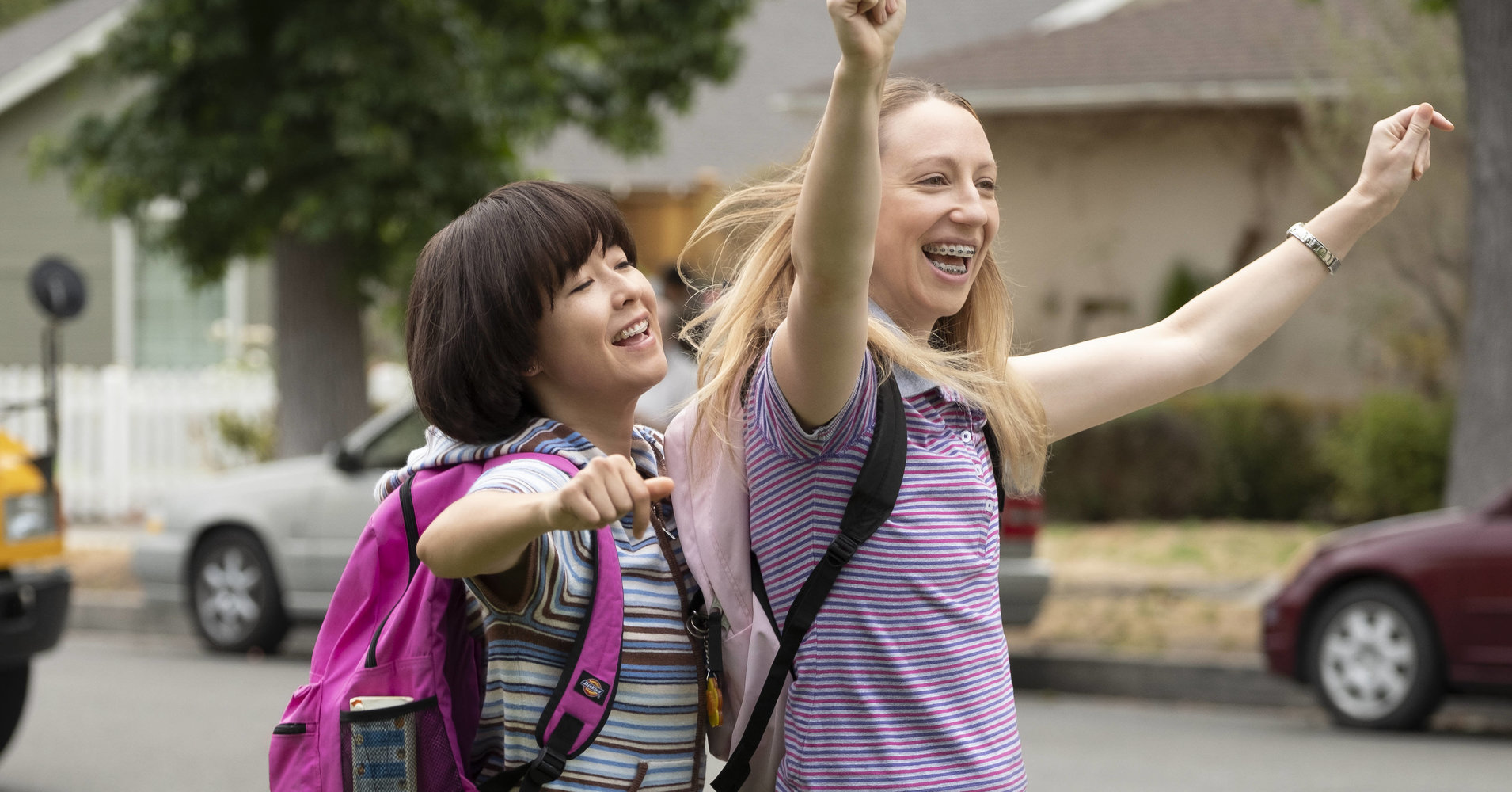 Life Isn't Perfect, But 'PEN15' Is