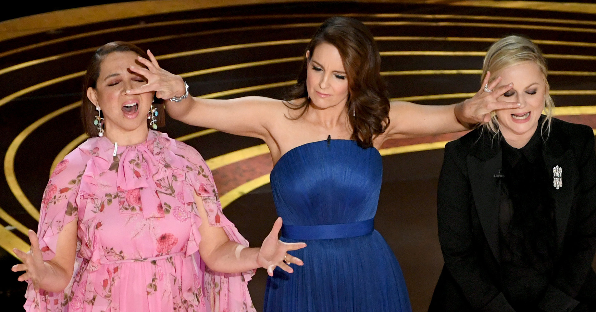 The Oscars Had No Host And They Were Better Than Ever