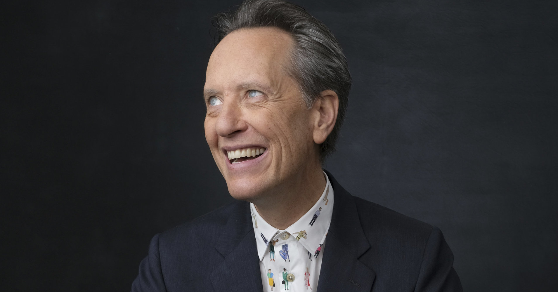 Richard E. Grant Is Awards Season's Mensch