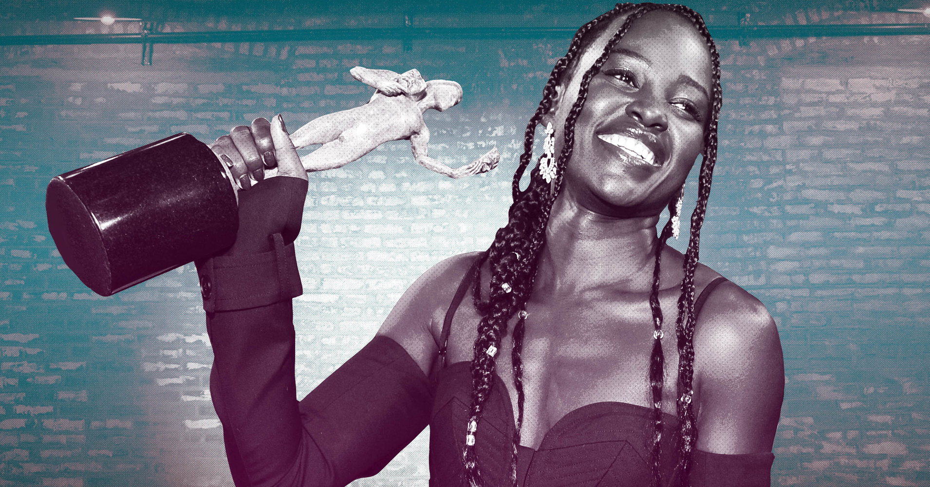 In Order To Fight Zombies, Lupita Nyong'o Wrote A Letter To Taylor Swift