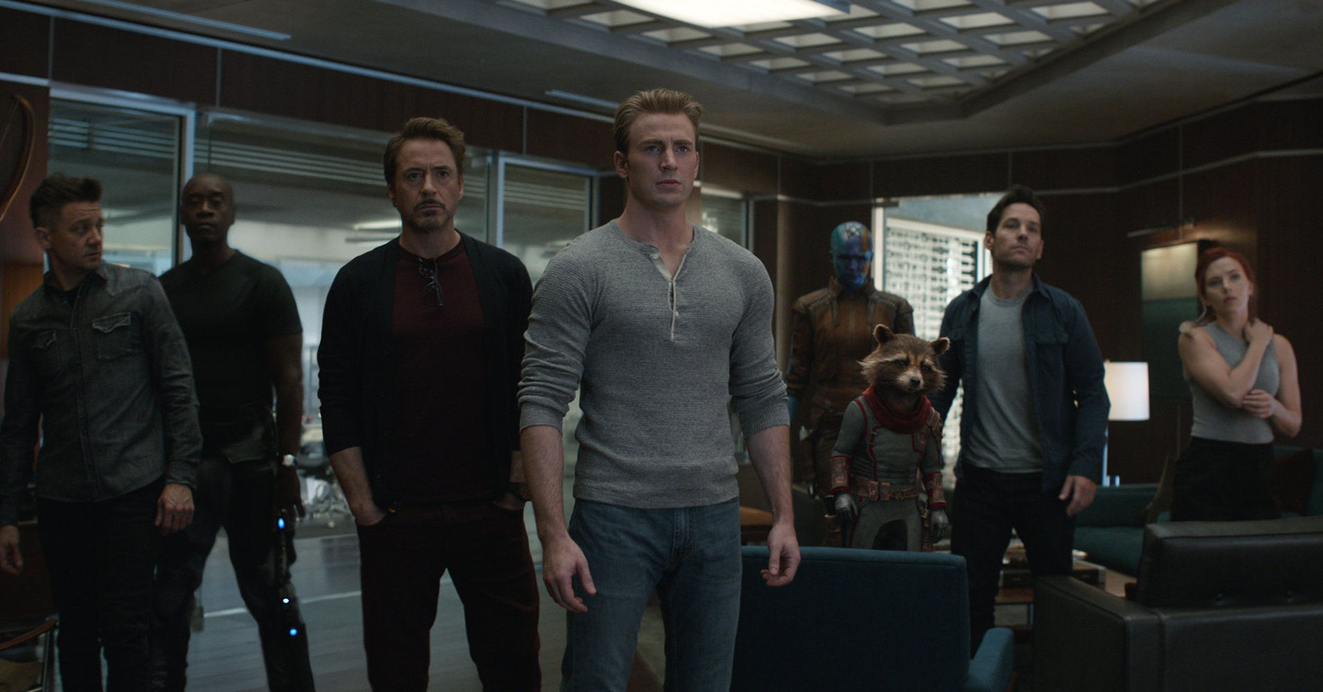 'Avengers: Endgame' Is Like Graduation Day: Satisfying, Nostalgic And Long As Hell