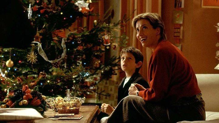 """Emma Thompson in """"Love Actually."""""""