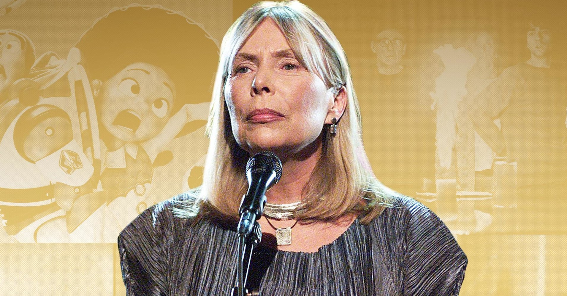 The Agony And Ecstasy Of Joni Mitchell's 'Both Sides Now,' An Inescapable Soundtrack Song