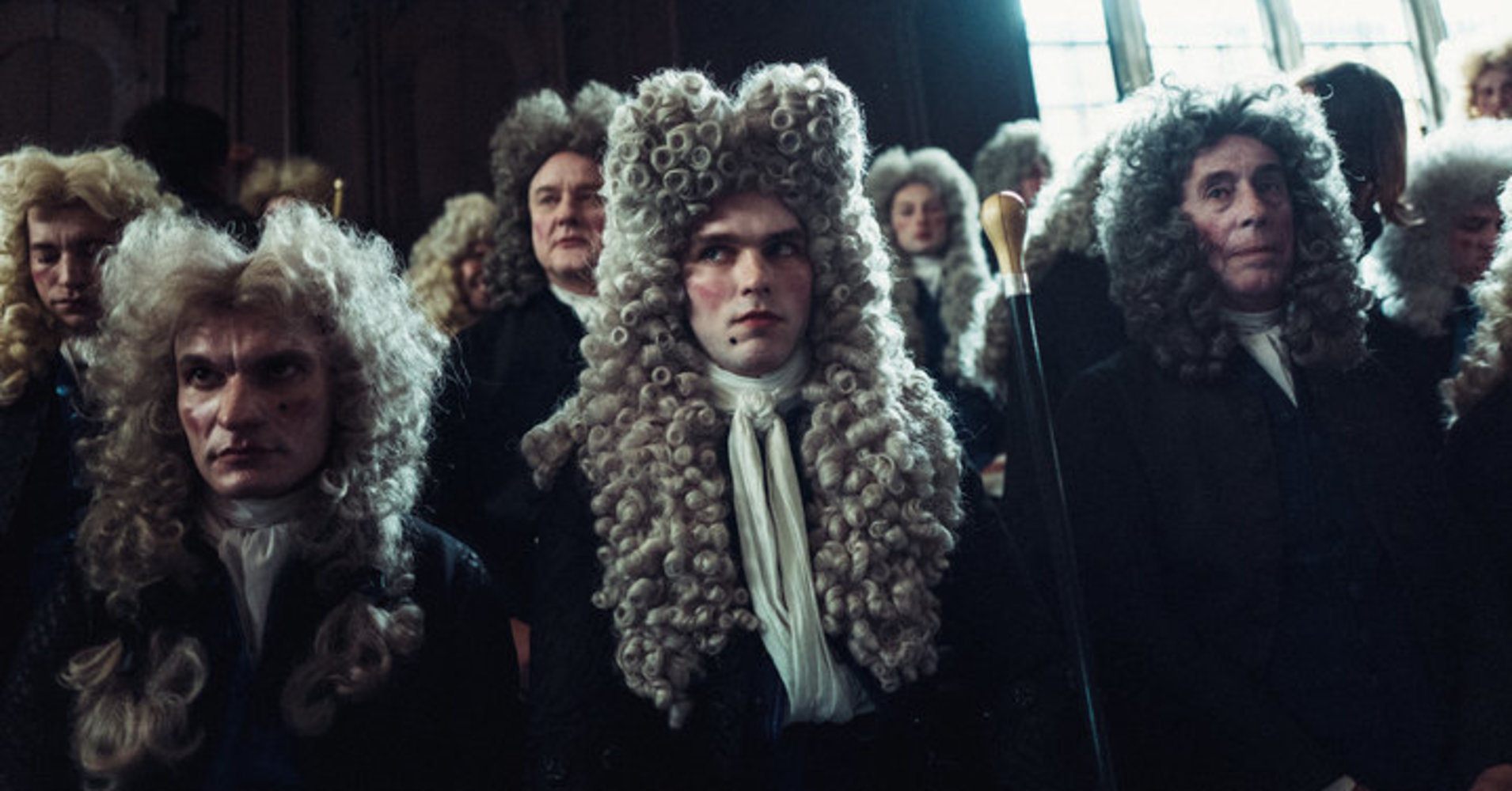 Go See 'The Favourite,' You Corny-Faced Blunderbuss