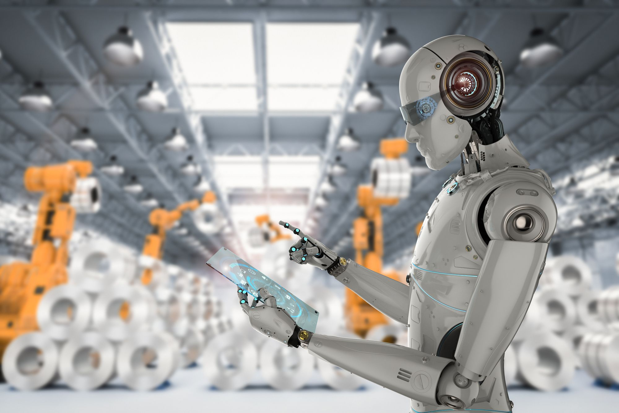 AI Isn't Replacing Workers; It's Picking up the Slack. Here's How.