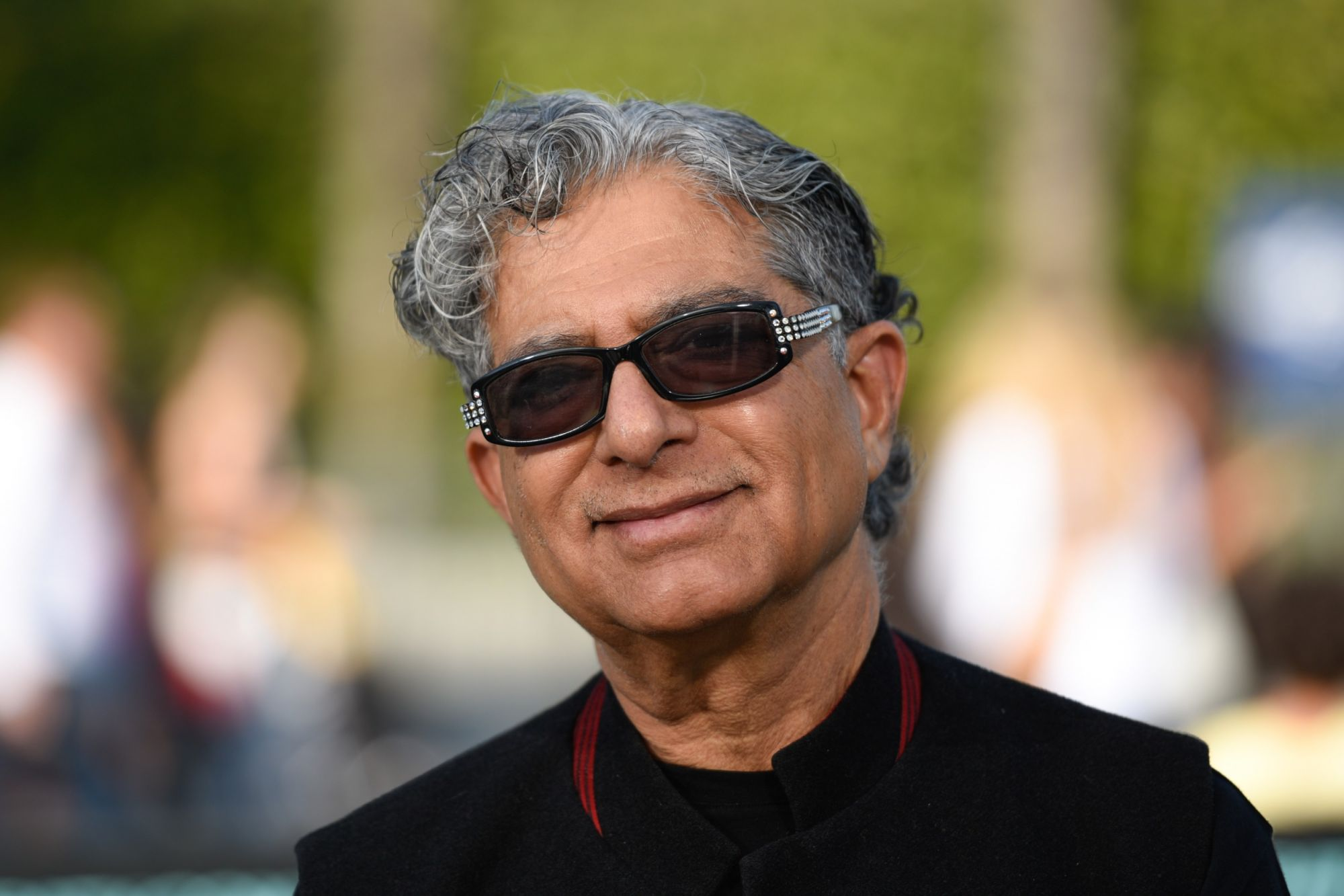 Deepak Chopra on Motivation, Meditation and Finding Peace in the Information Age (Podcast)
