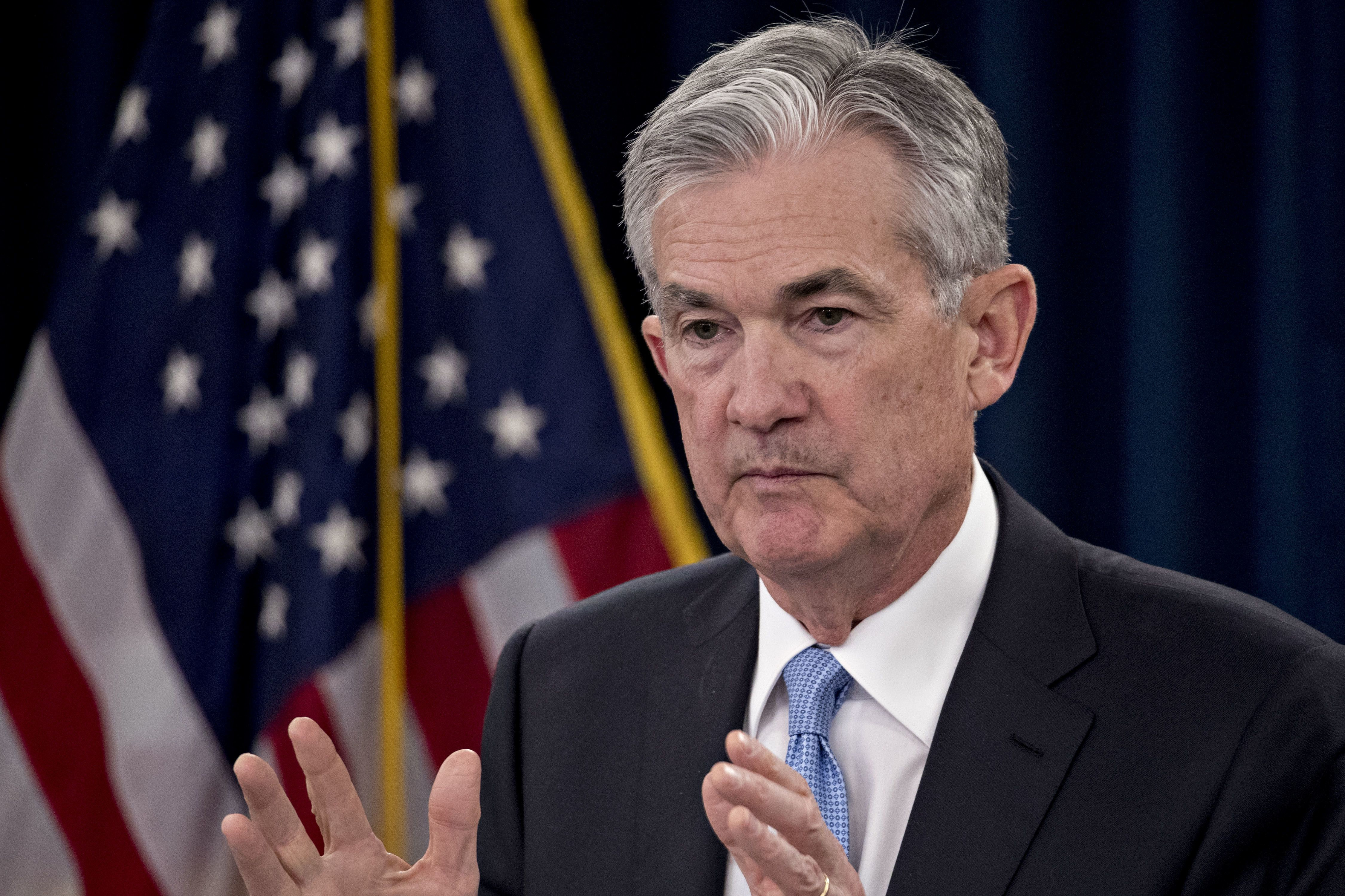 Powell will try not to draw ire of Trump or rock markets after Fed meeting Wednesday