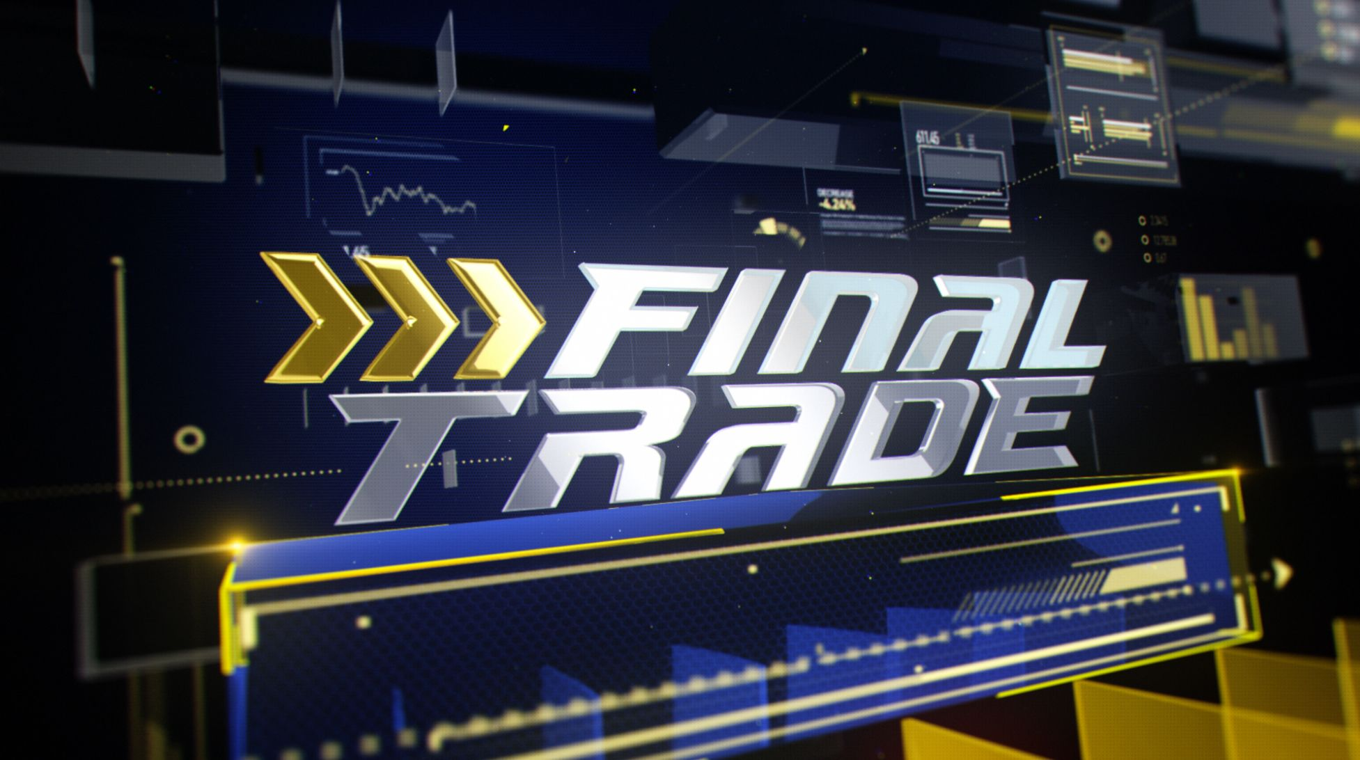 Your first trade for Thursday, July 18