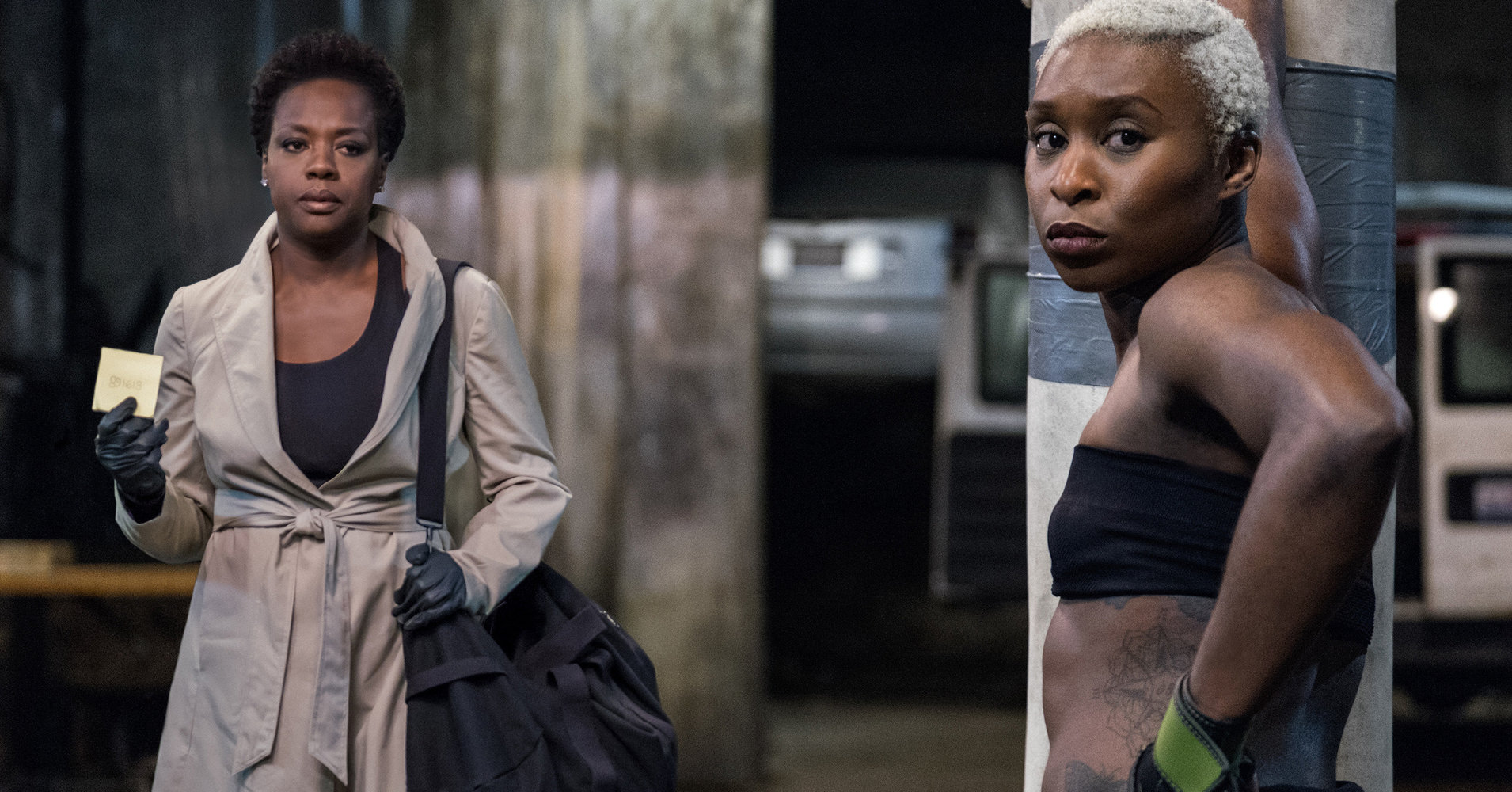 'Widows' Isn't Making Much Money At The Box Office. What's Wrong With You, America?