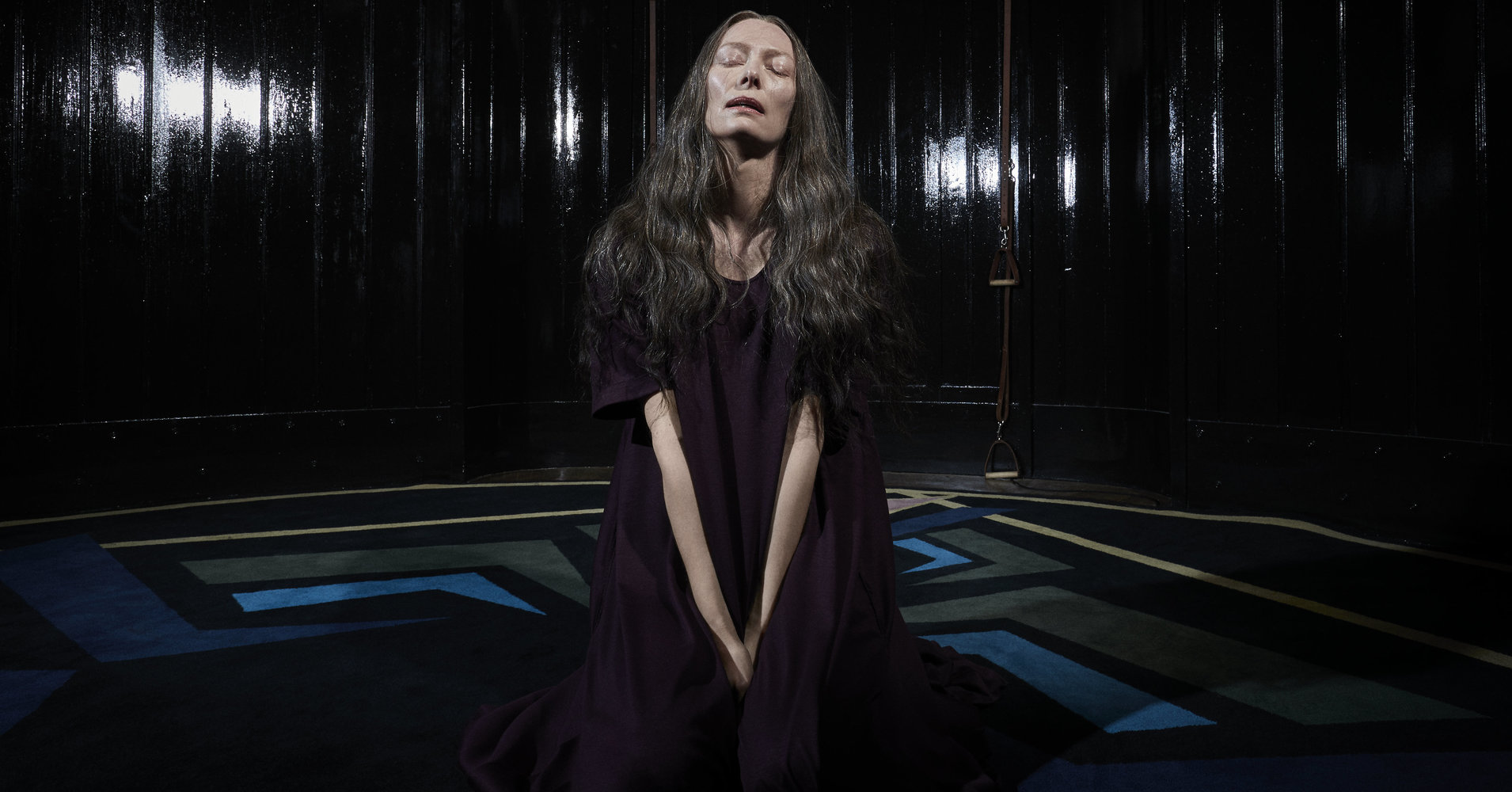 An Ode To Tilda Swinton Eating The Chicken Wing In 'Suspiria'
