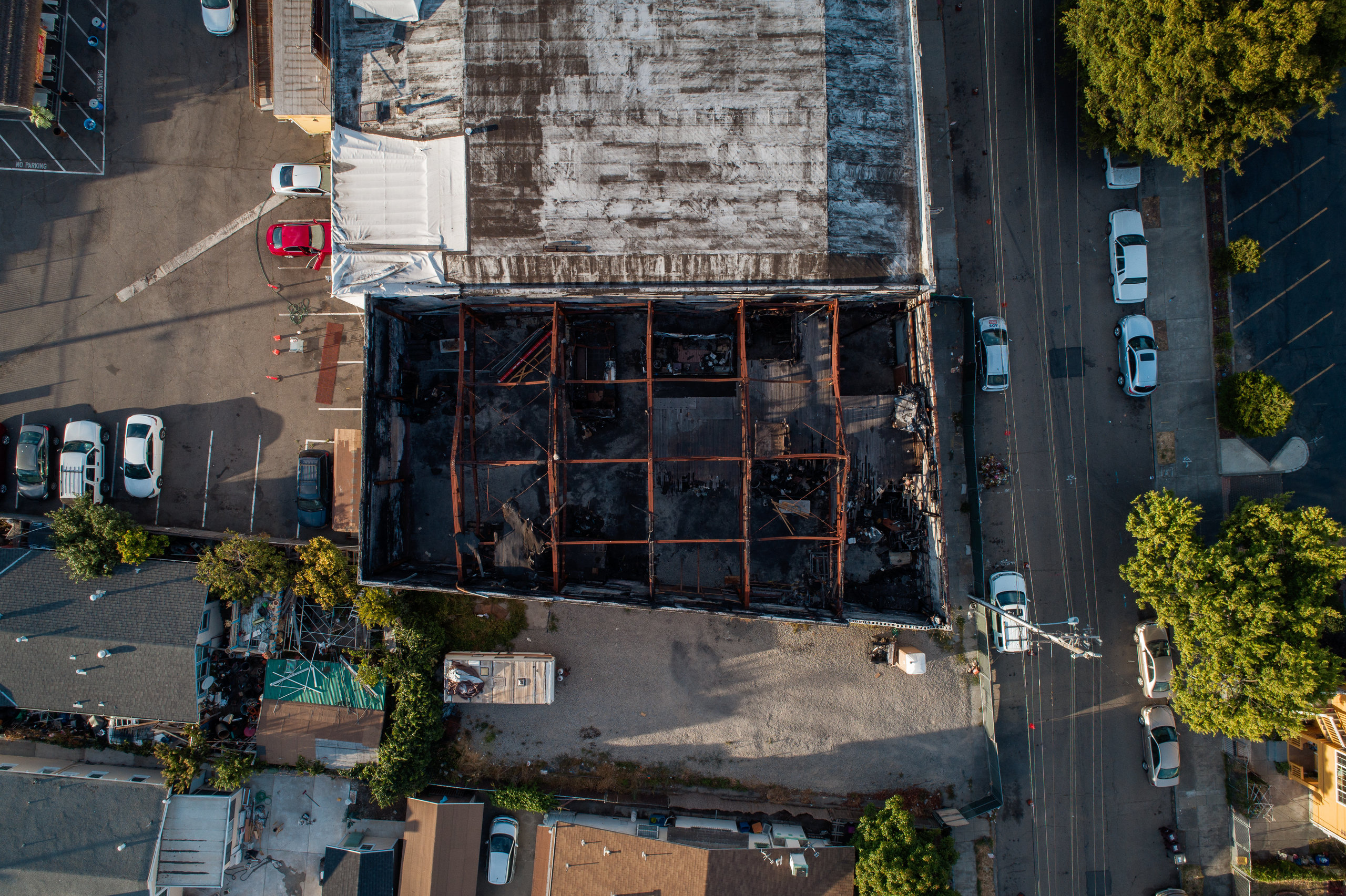 An electrical fire had occurred at Ghost Ship two years before the 2016 tragedy.