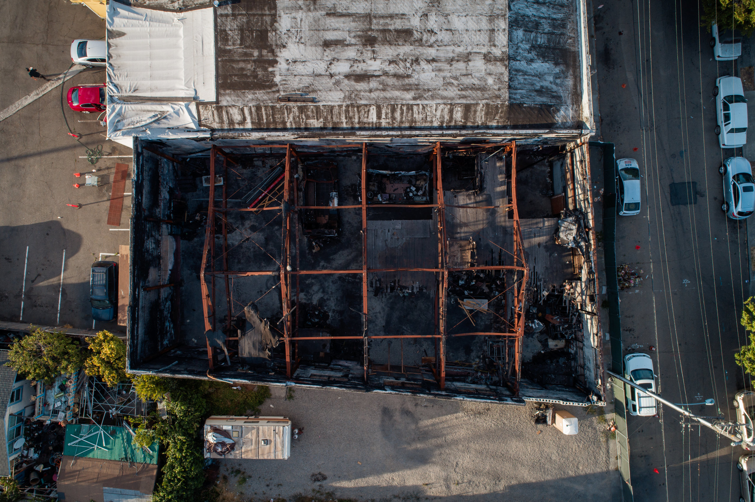The 2016 Ghost Ship fire killed 36 people.
