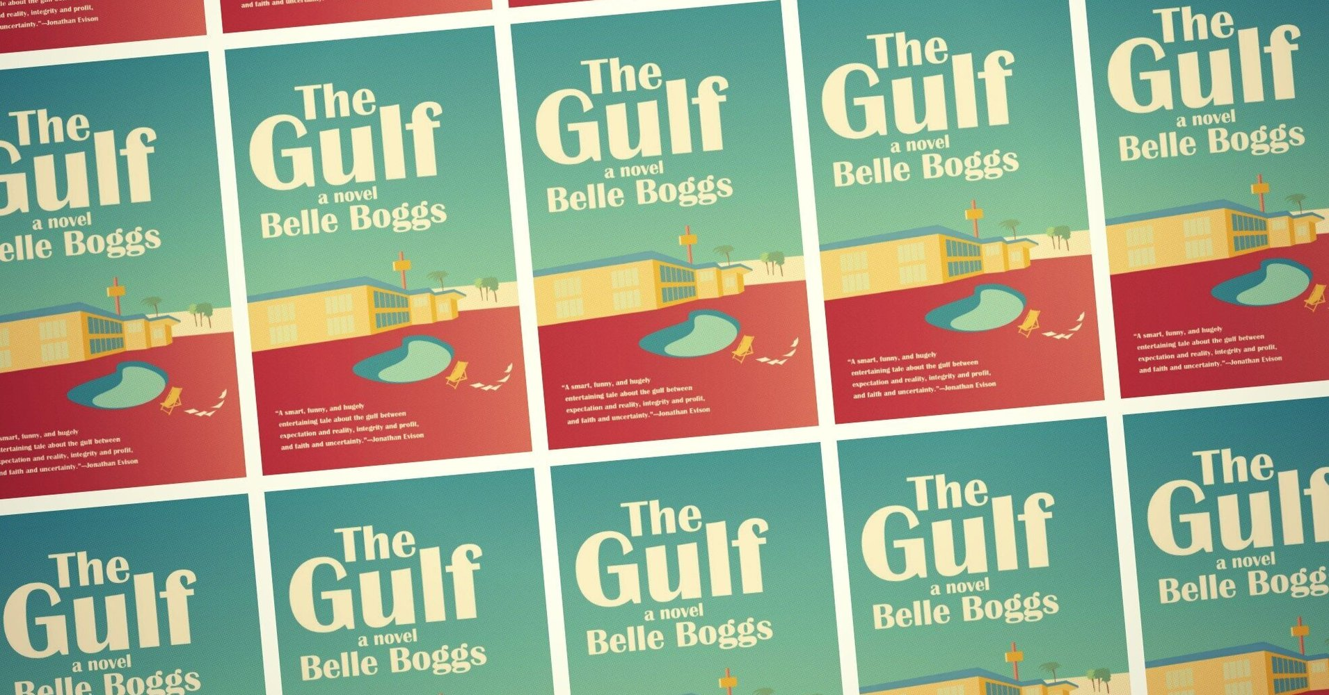 'The Gulf' Is A Climate Change Novel For A Changed World