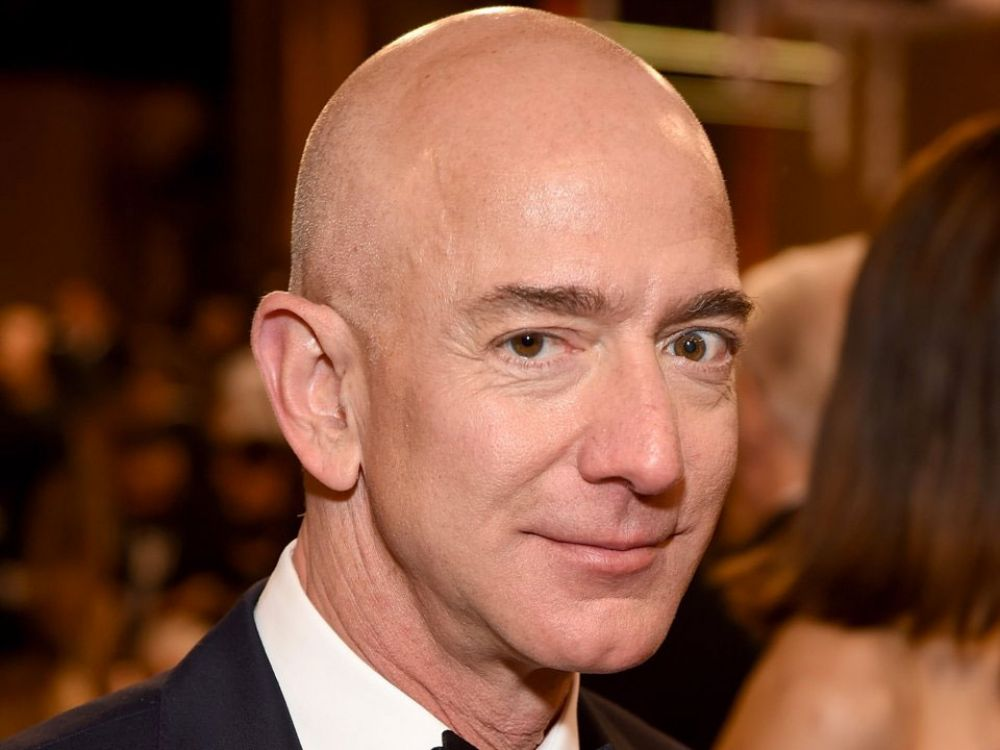 4. With his $121 billion, Bezos could theoretically buy more than 30% of the top 100 U.S. college endowments.