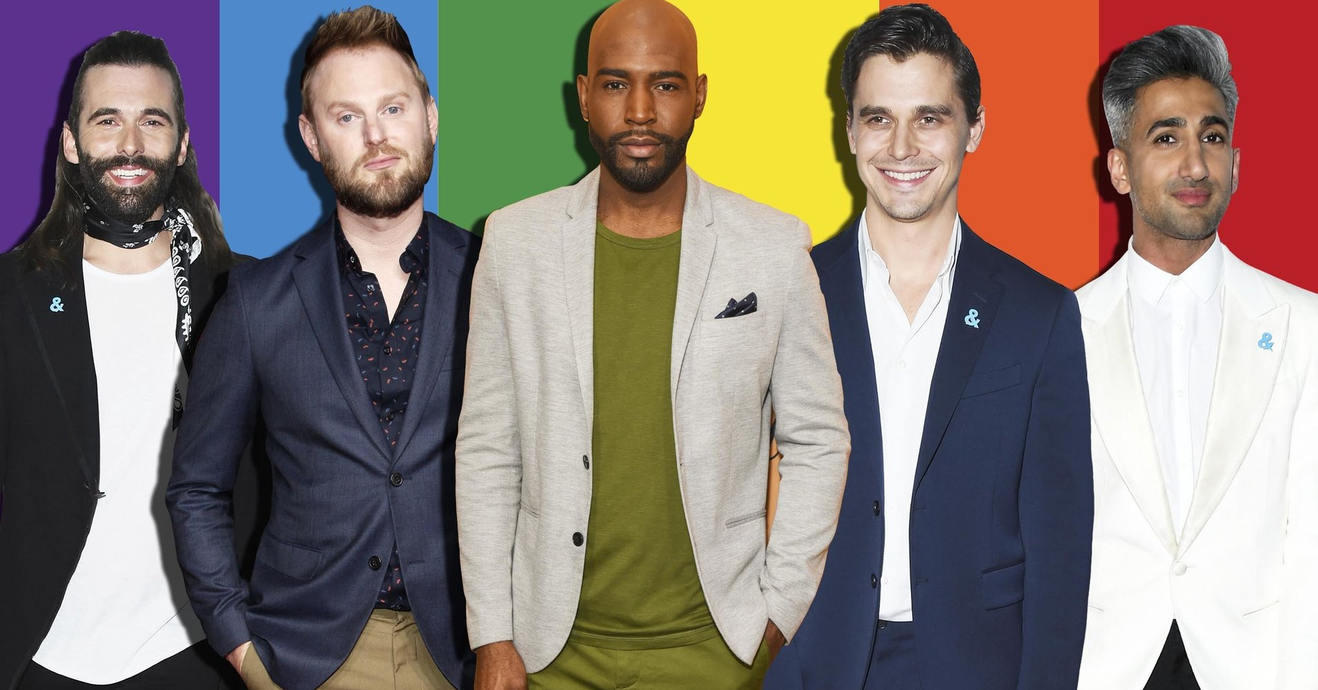Can You Believe? An Oral History Of 'Queer Eye'