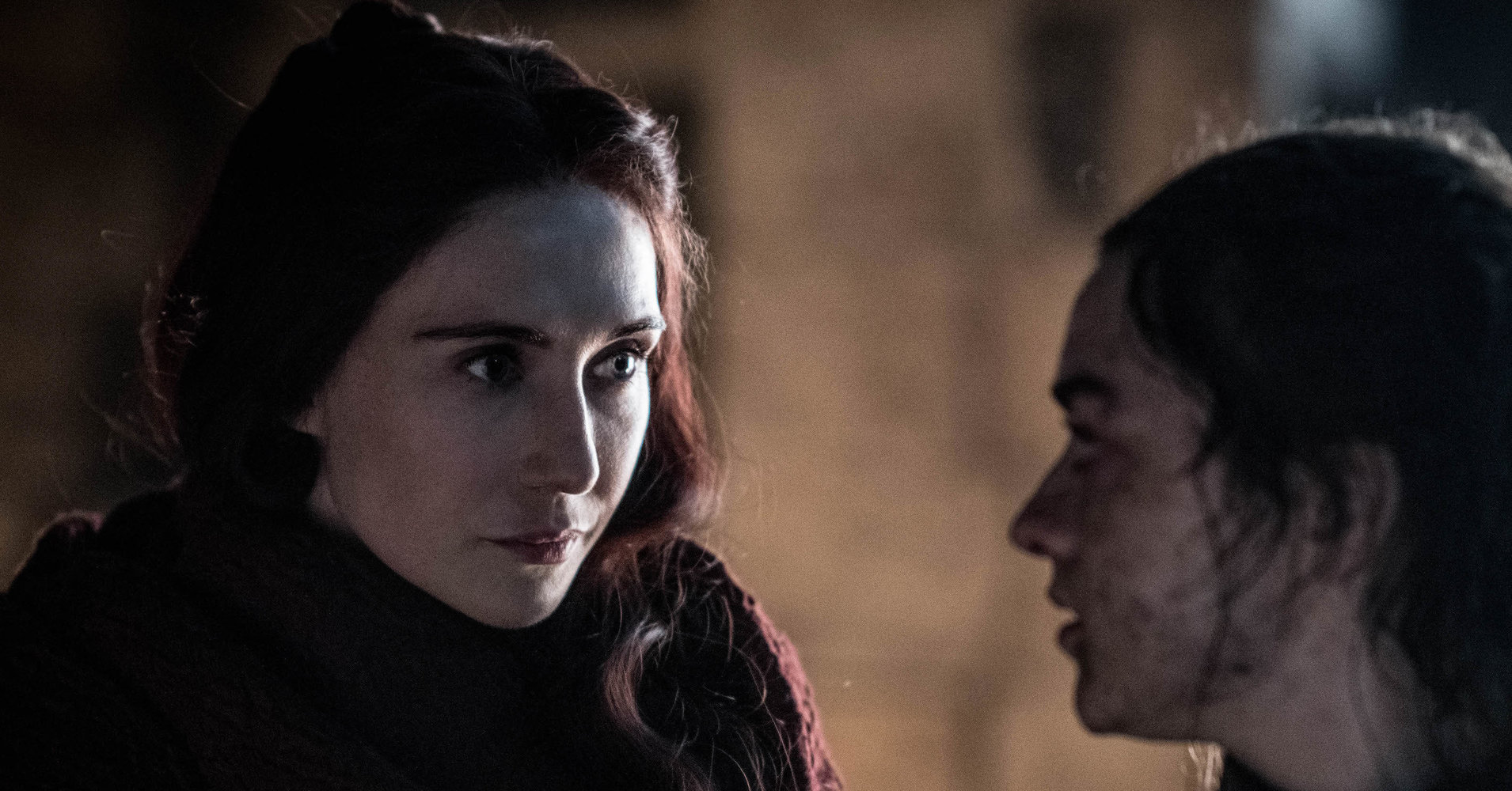 Carice Van Houten Explains Why Melisandre Had To Die On 'Game Of Thrones'