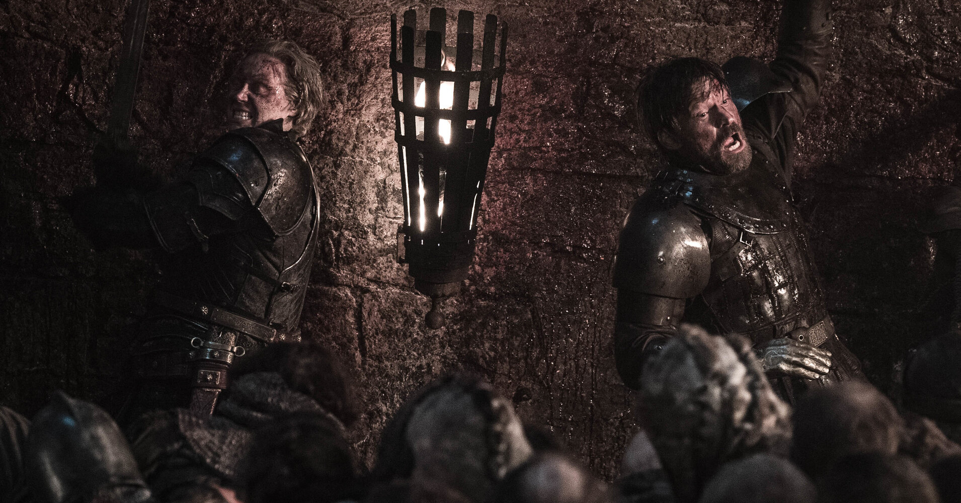 Jaime Lannister And Brienne Of Tarth Make Sweet, Sweet Love On 'Game Of Thrones'