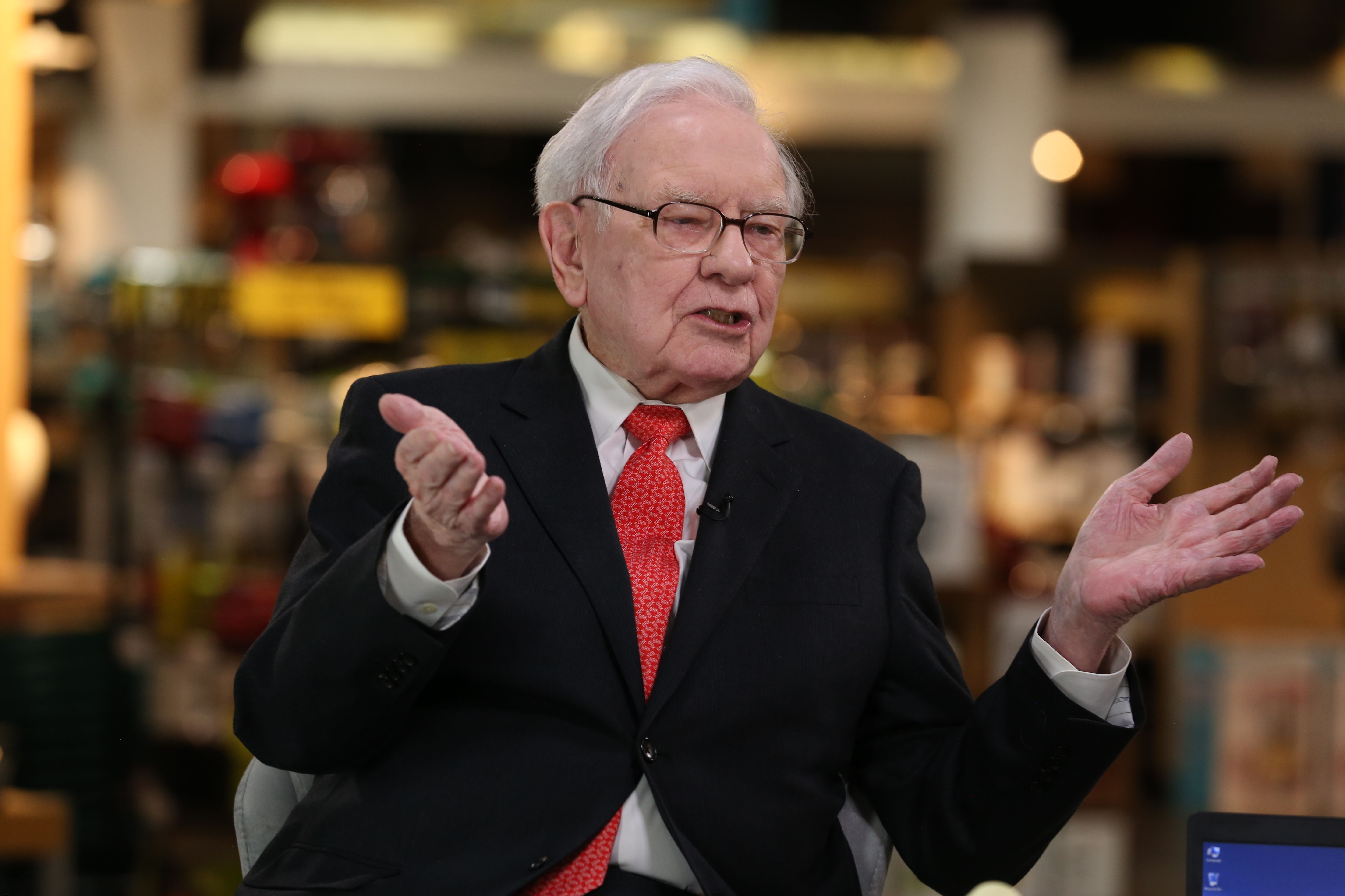 Berkshire investment in Occidental is 'classic Buffett' but also rare support for a hostile bidder