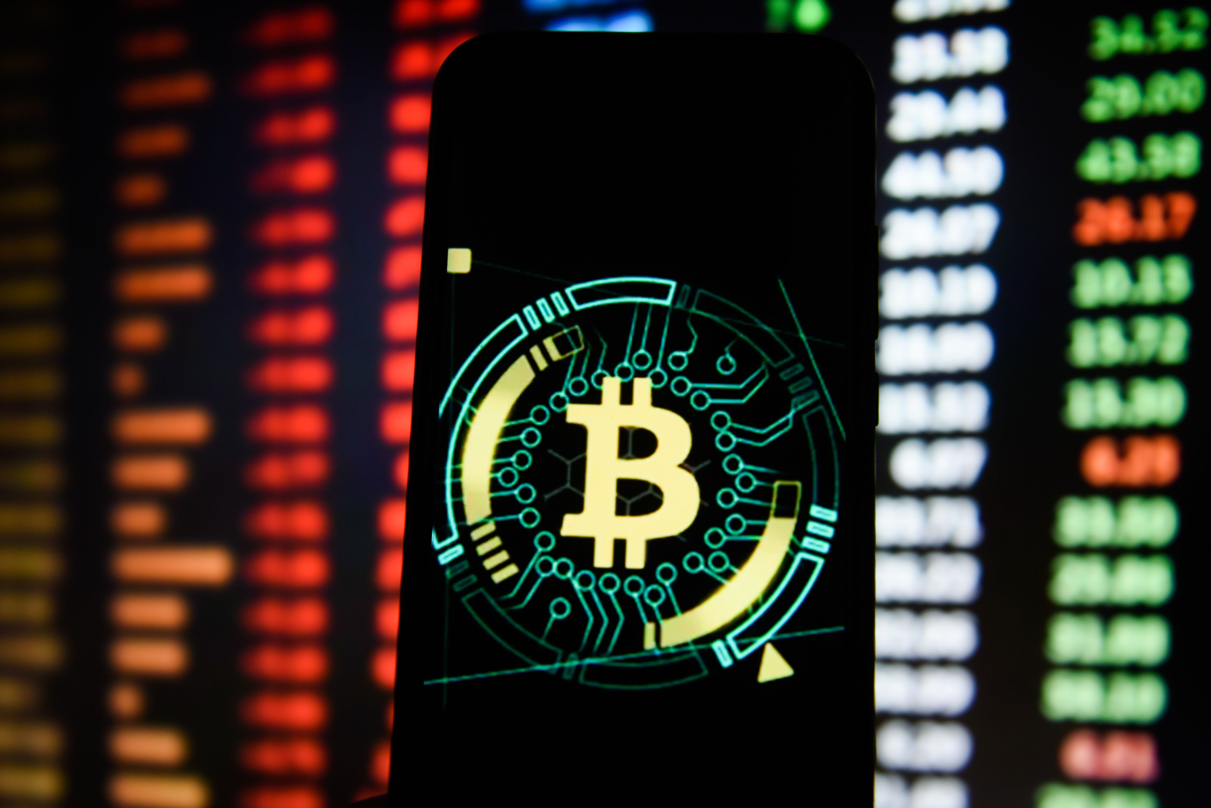 Bitcoin emerges as the big winner this month in the financial markets, soaring nearly 70%