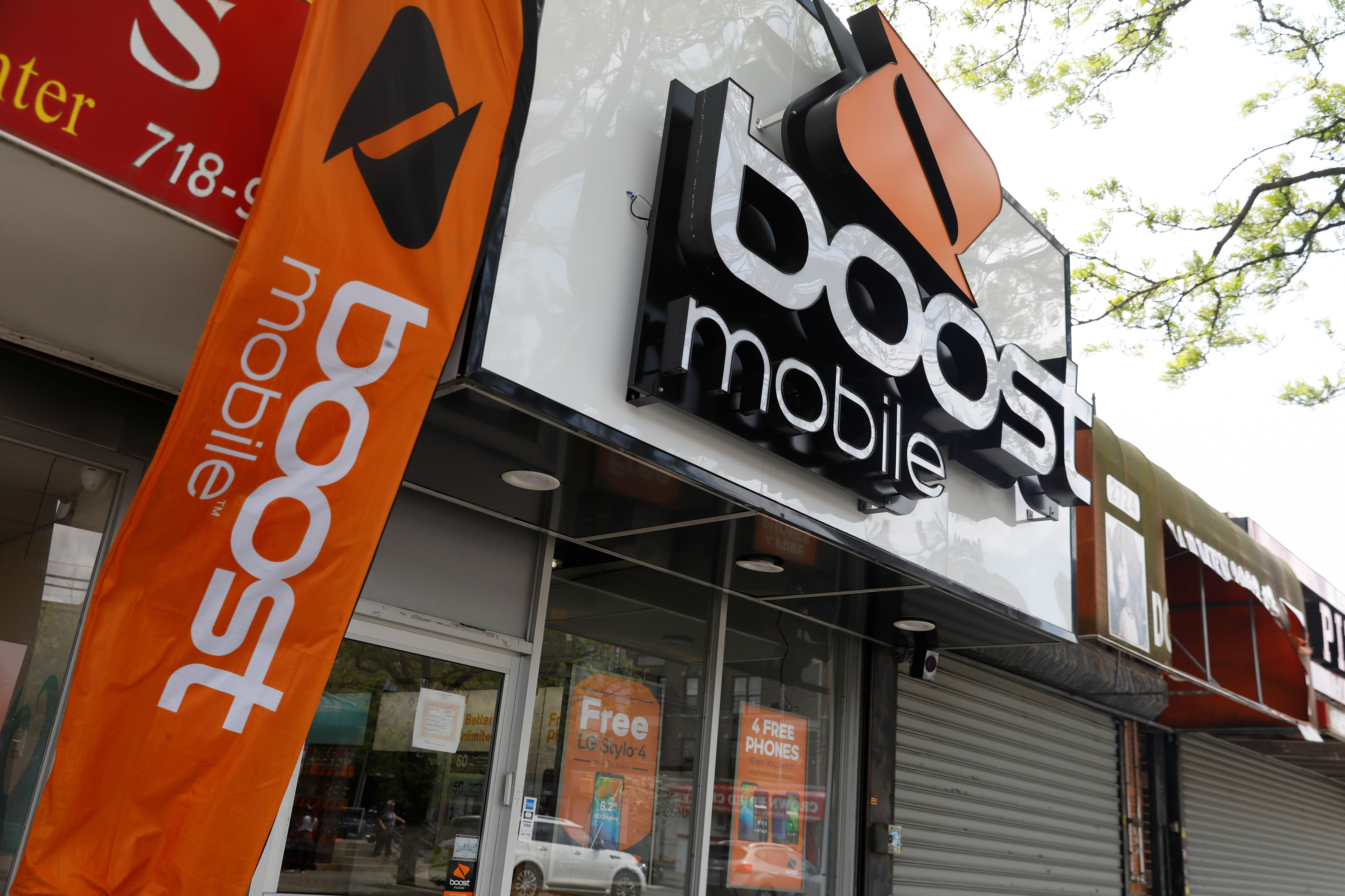 Boost Mobile founder would buy back if terms OK from Sprint-T-Mobile
