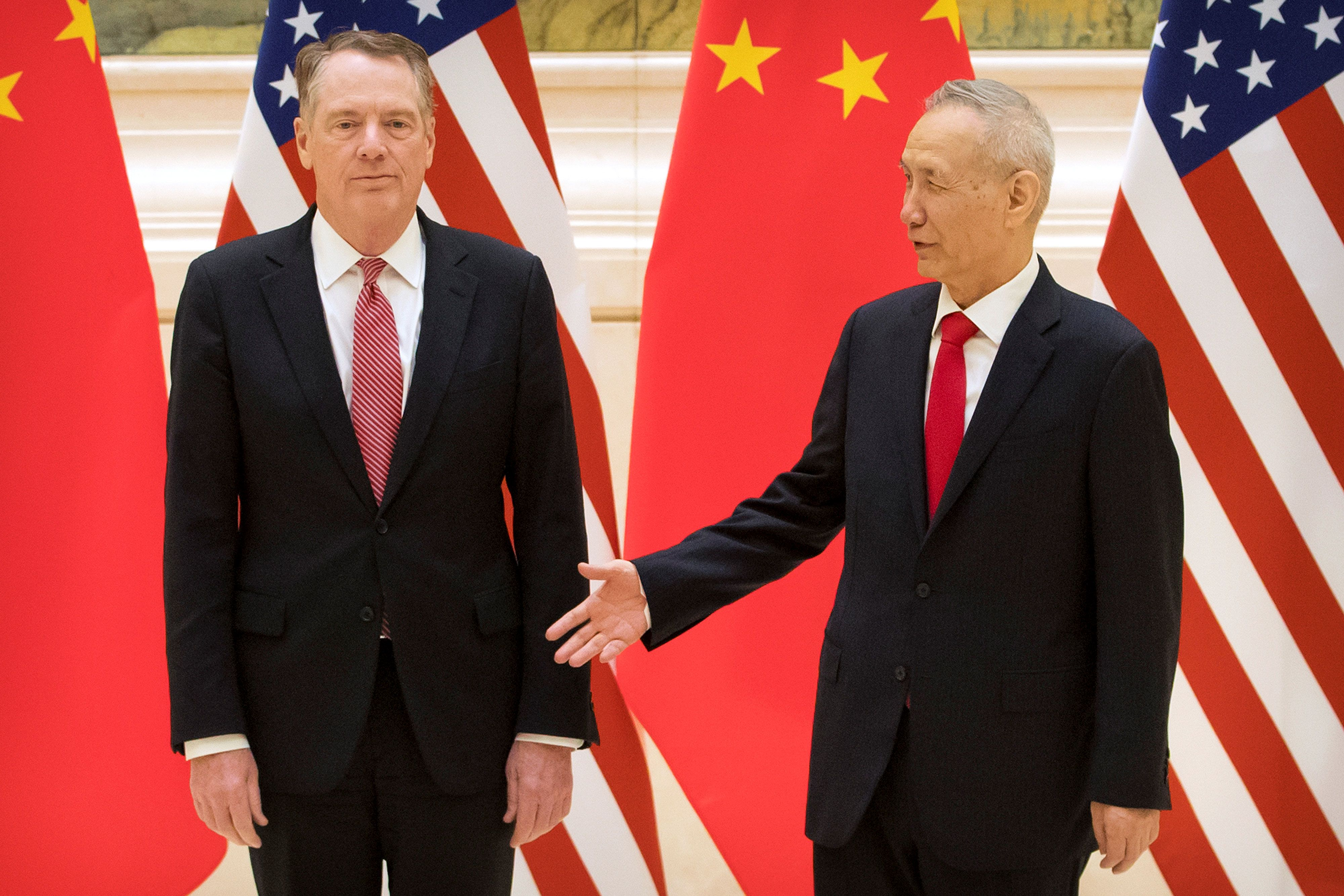 China and the US are reportedly very close to resolving a key sticking point to a trade deal