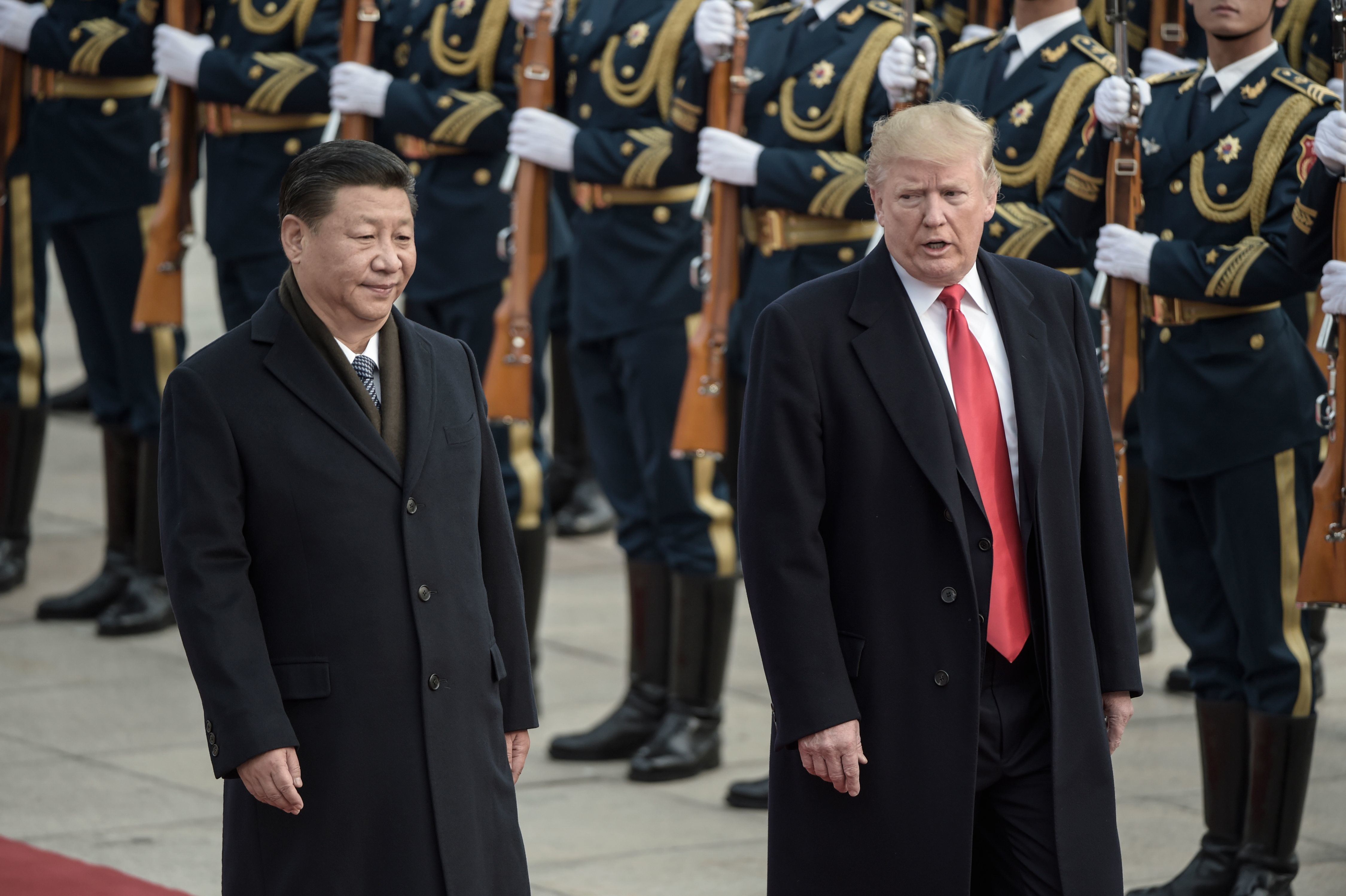 China is in 'no rush' to restart trade talks