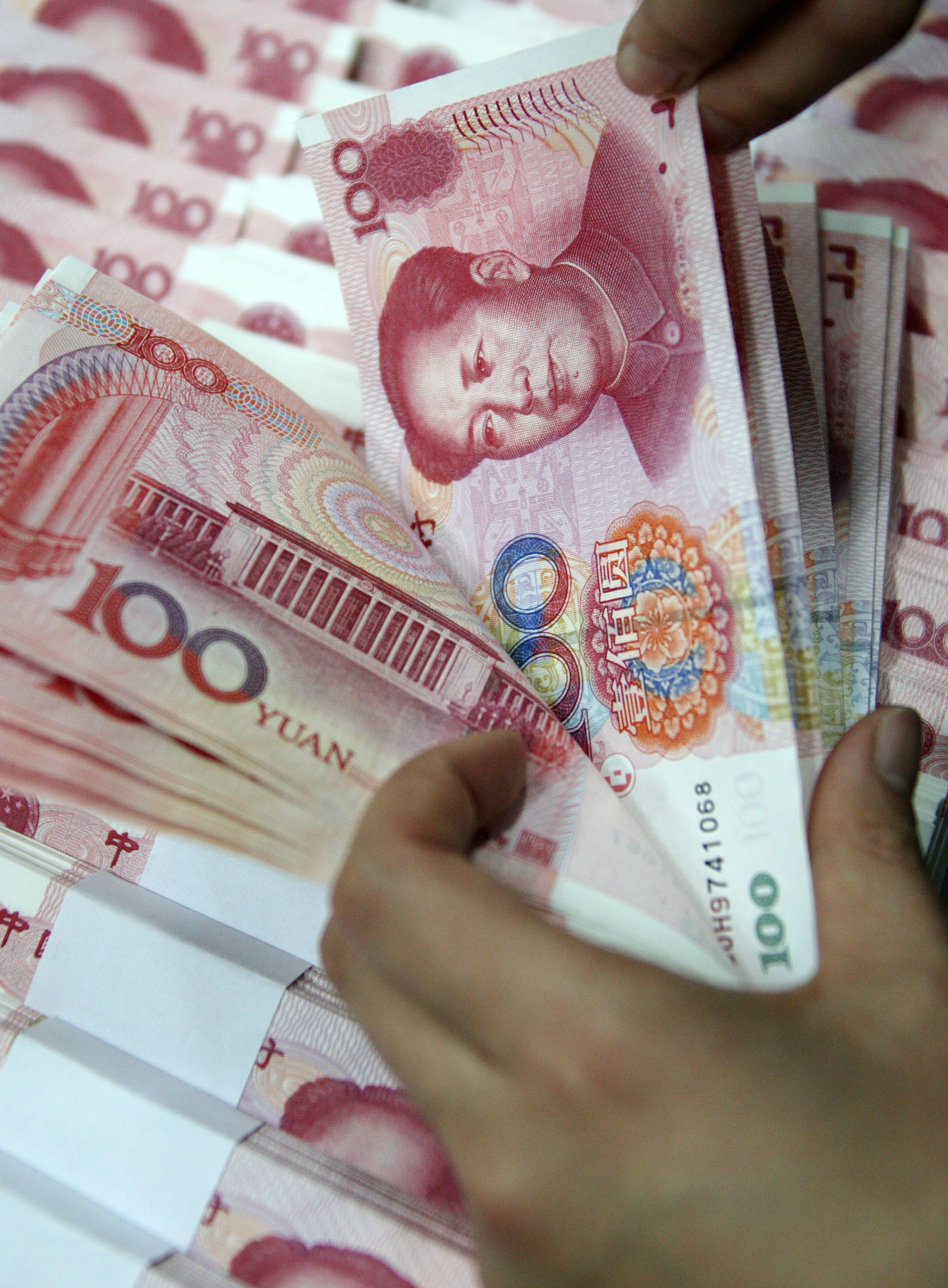 China's currency is a strong barometer on US-China trade