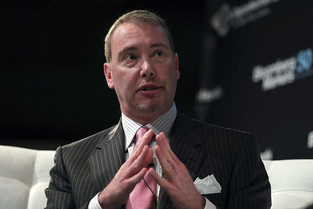 DoubleLine's Gundlach warns of recession, 'cocktail of economic risk'