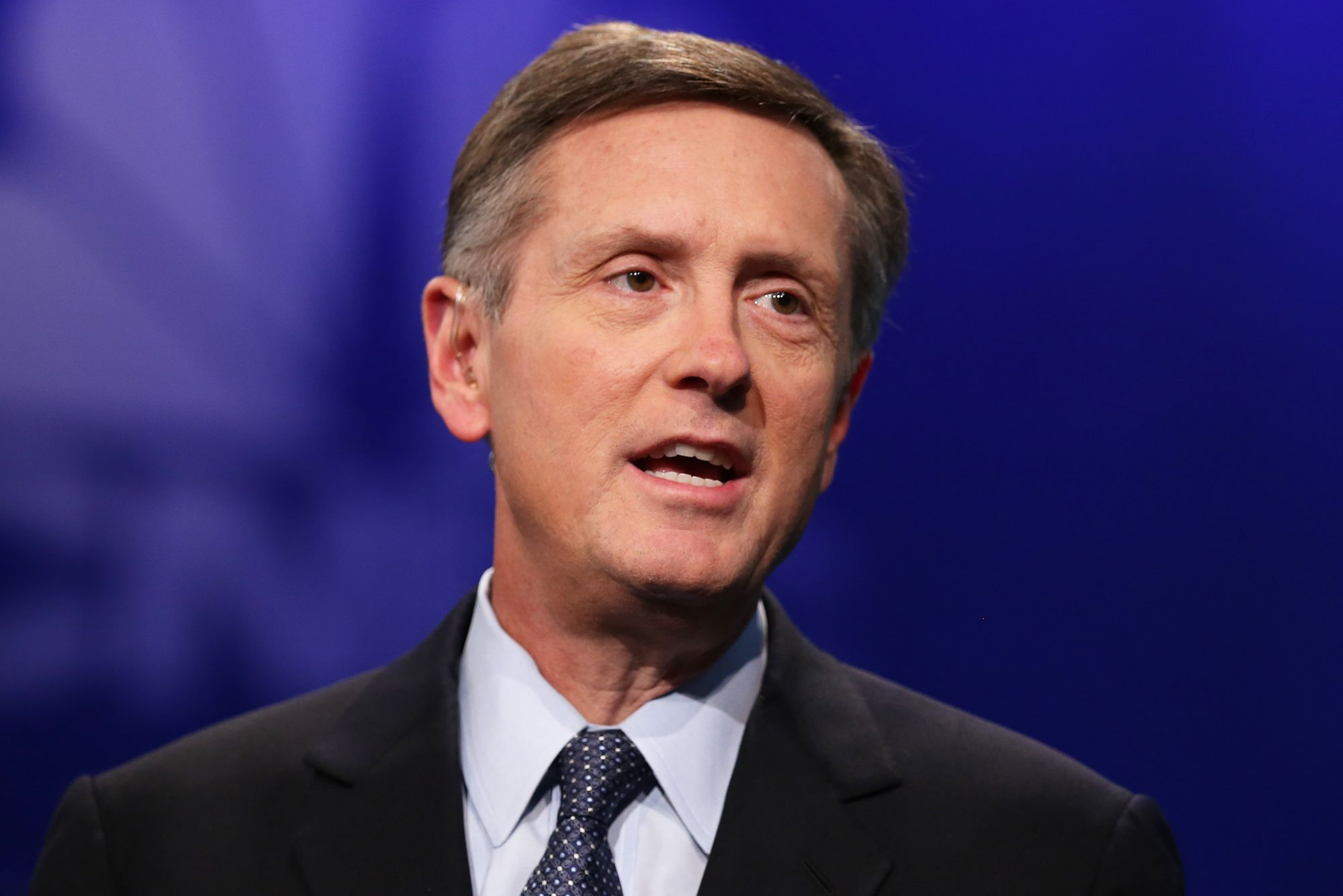 Fed's Clarida outlines conditions that would be needed for a change in rates