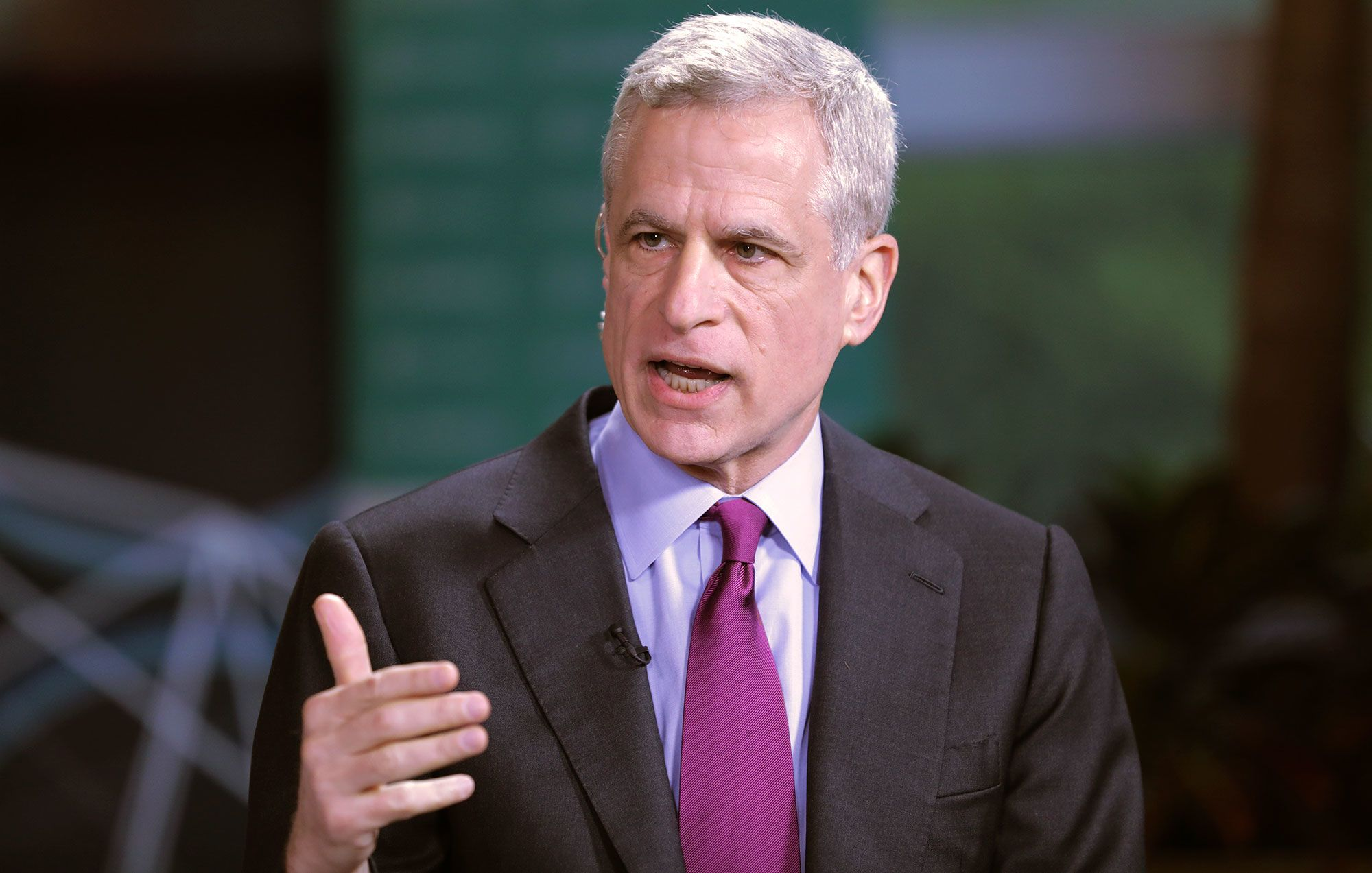 Fed's Kaplan says inflation to remain muted, economy running out of workers