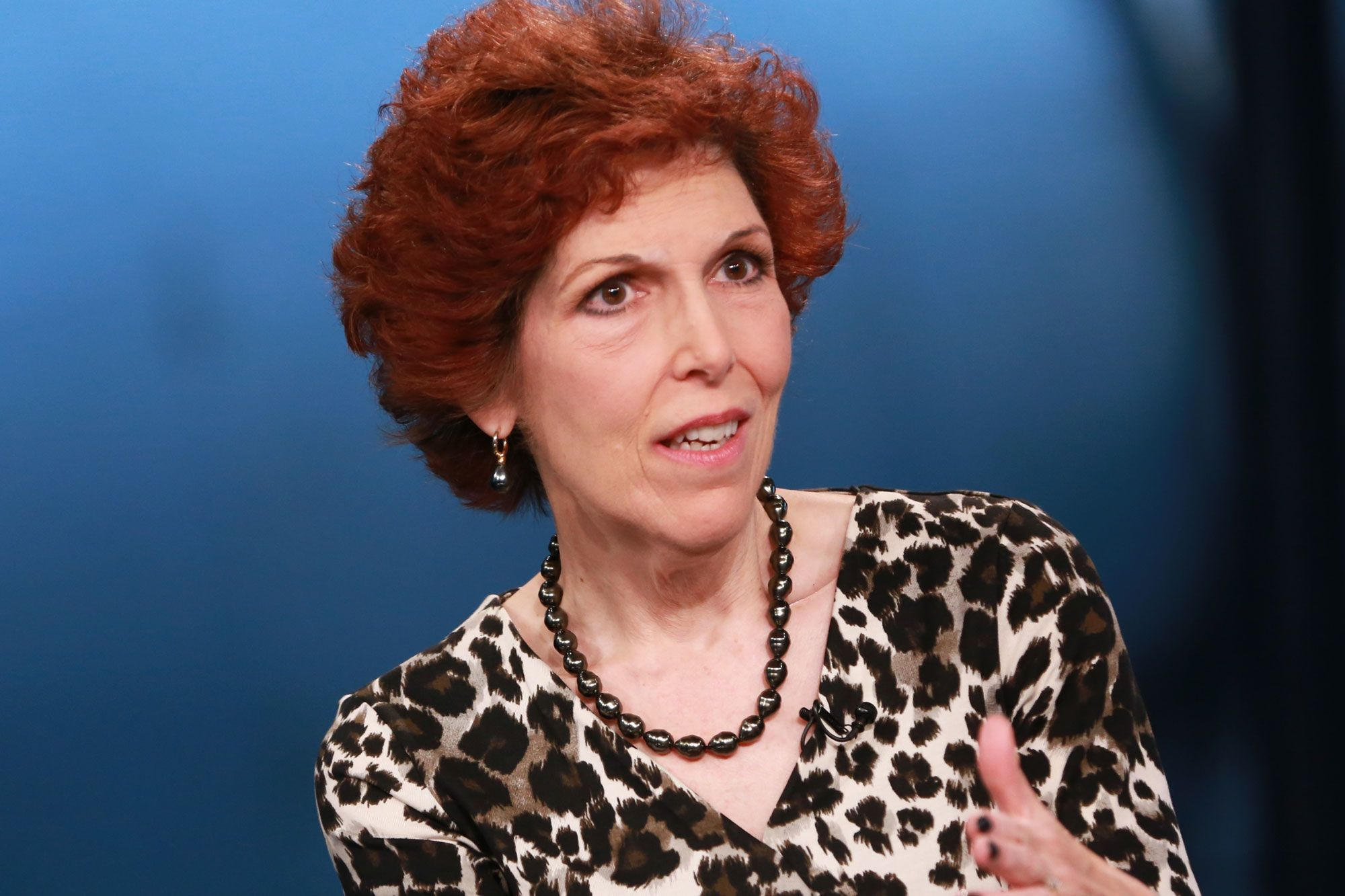 Fed's Mester says she fully supports the central bank's patient stance