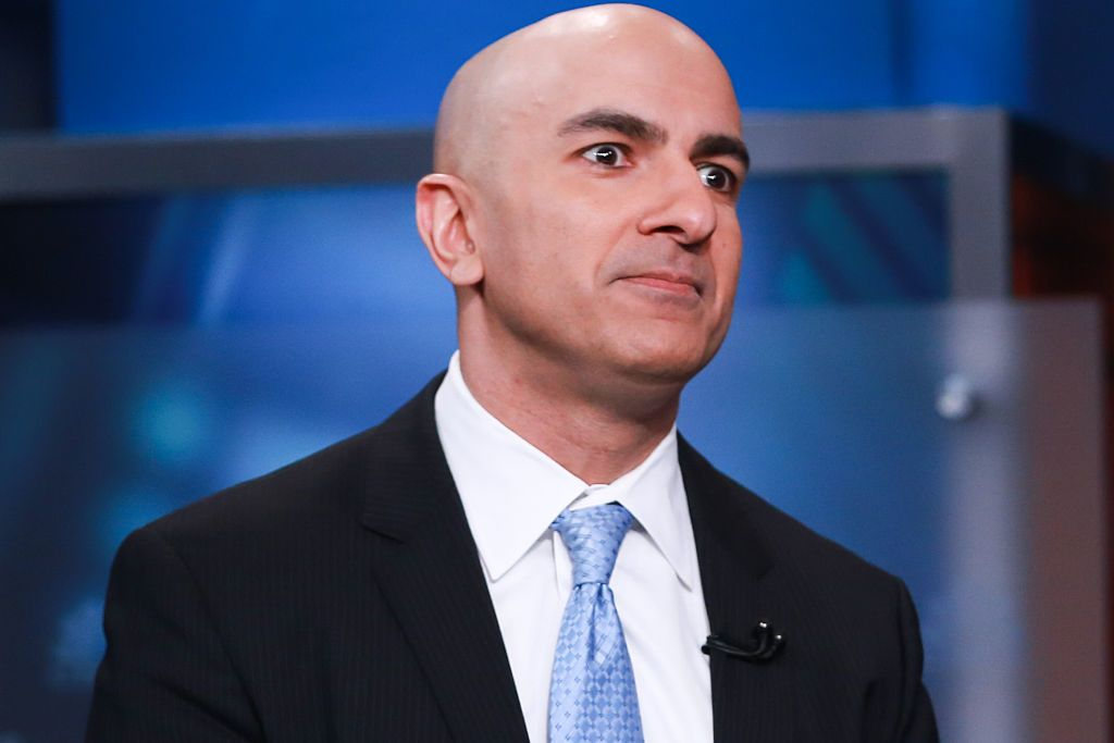 Fed's Neel Kashkari says rate hikes 'were not called for'