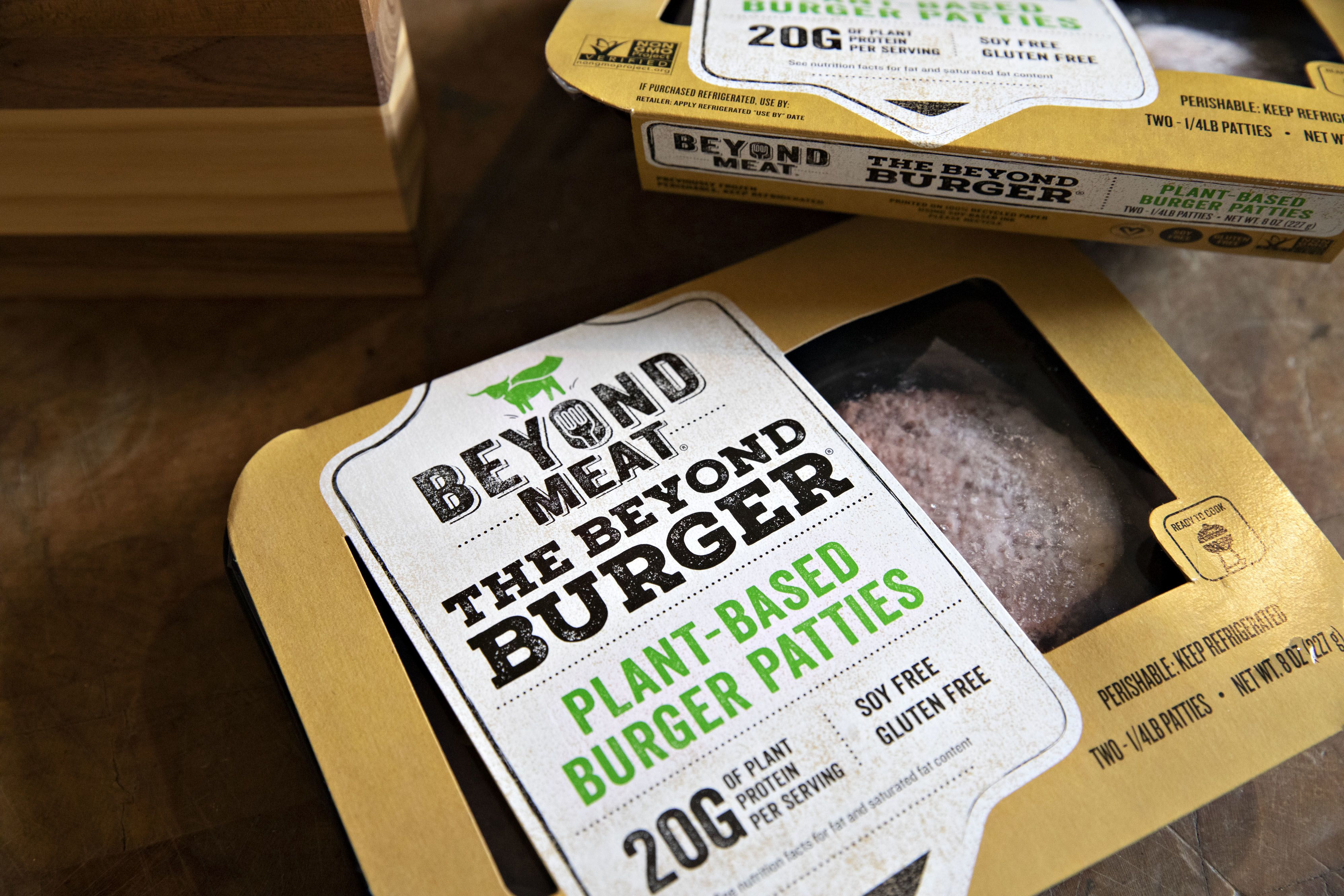 Fmr. US agriculture chief on Beyond Meat's nutritional reality