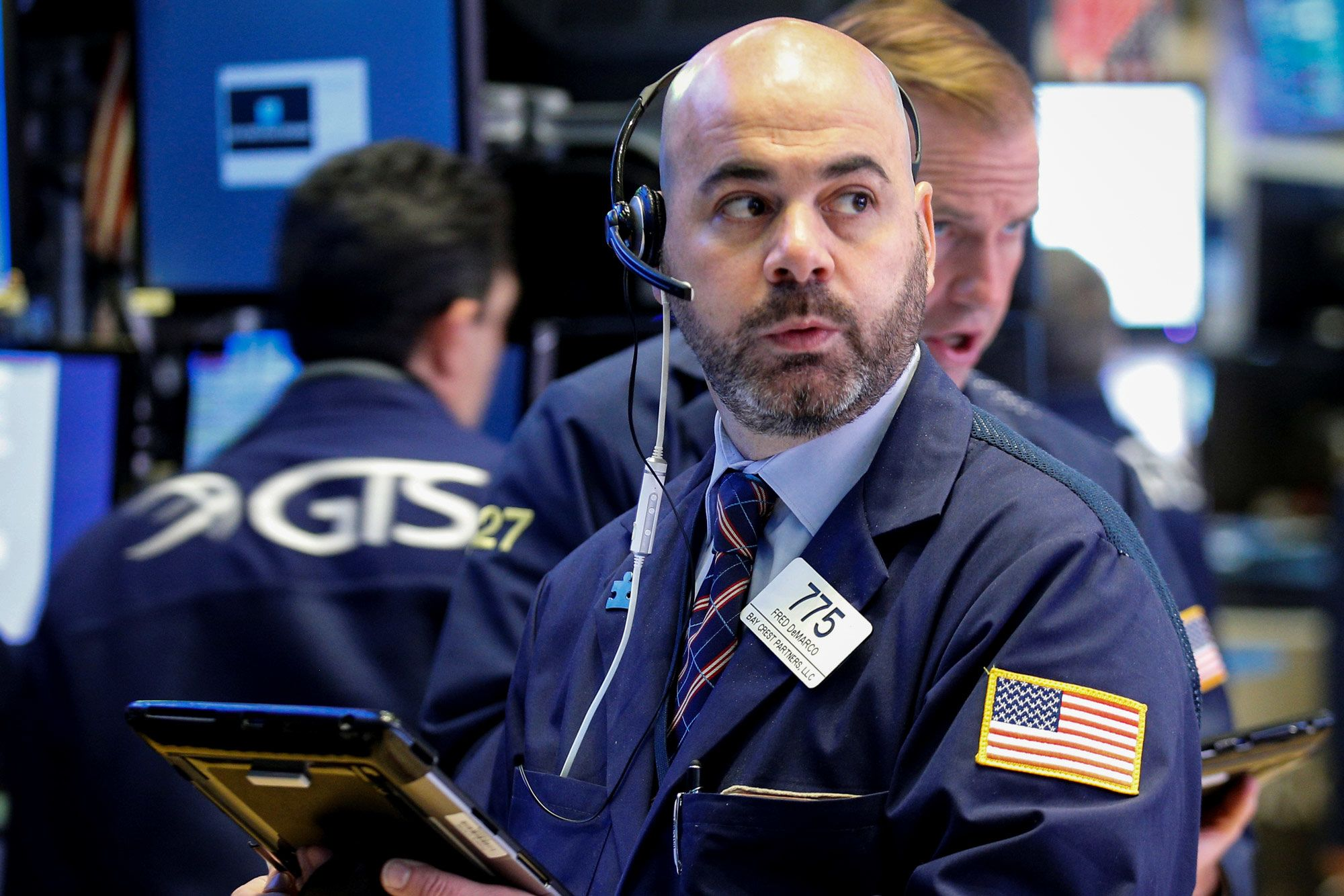 Here are the stocks Wall Street is worried most about if a full-blown trade war breaks out