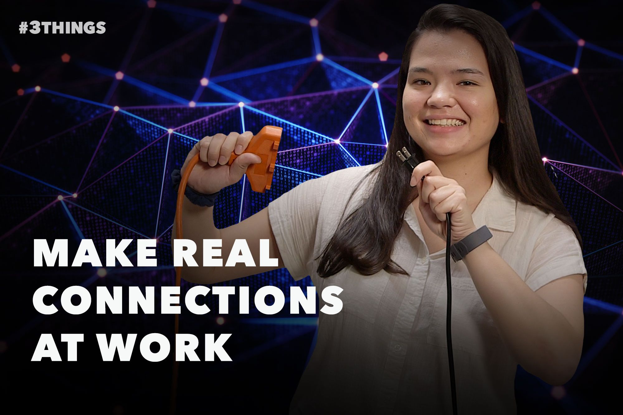 How to Make Meaningful Connections at Work
