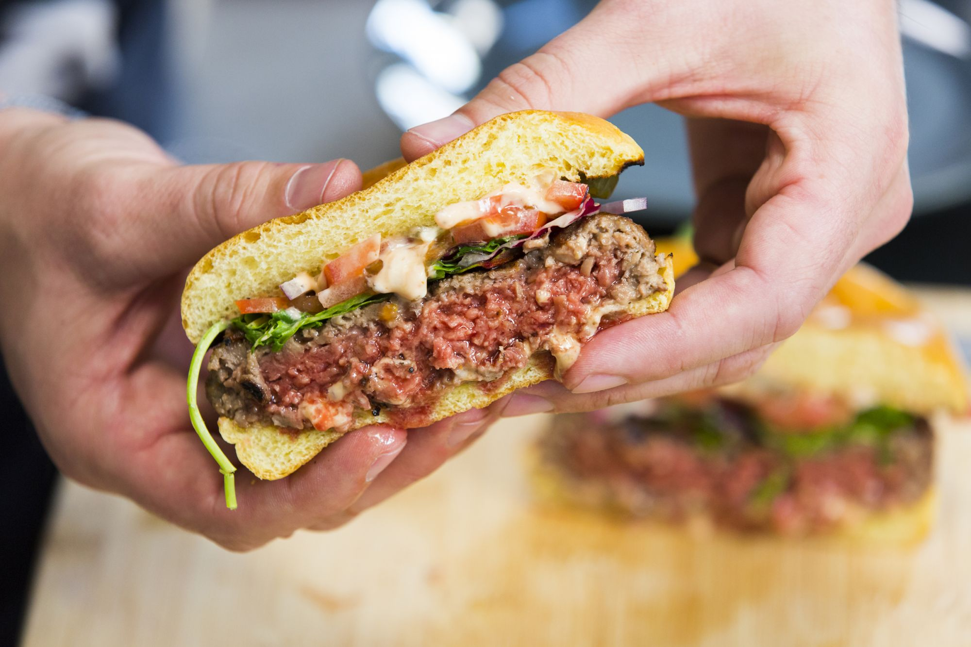Impossible Foods Raises Another $300 Million to Boost Production of its Bleeding Plant-Based Burger
