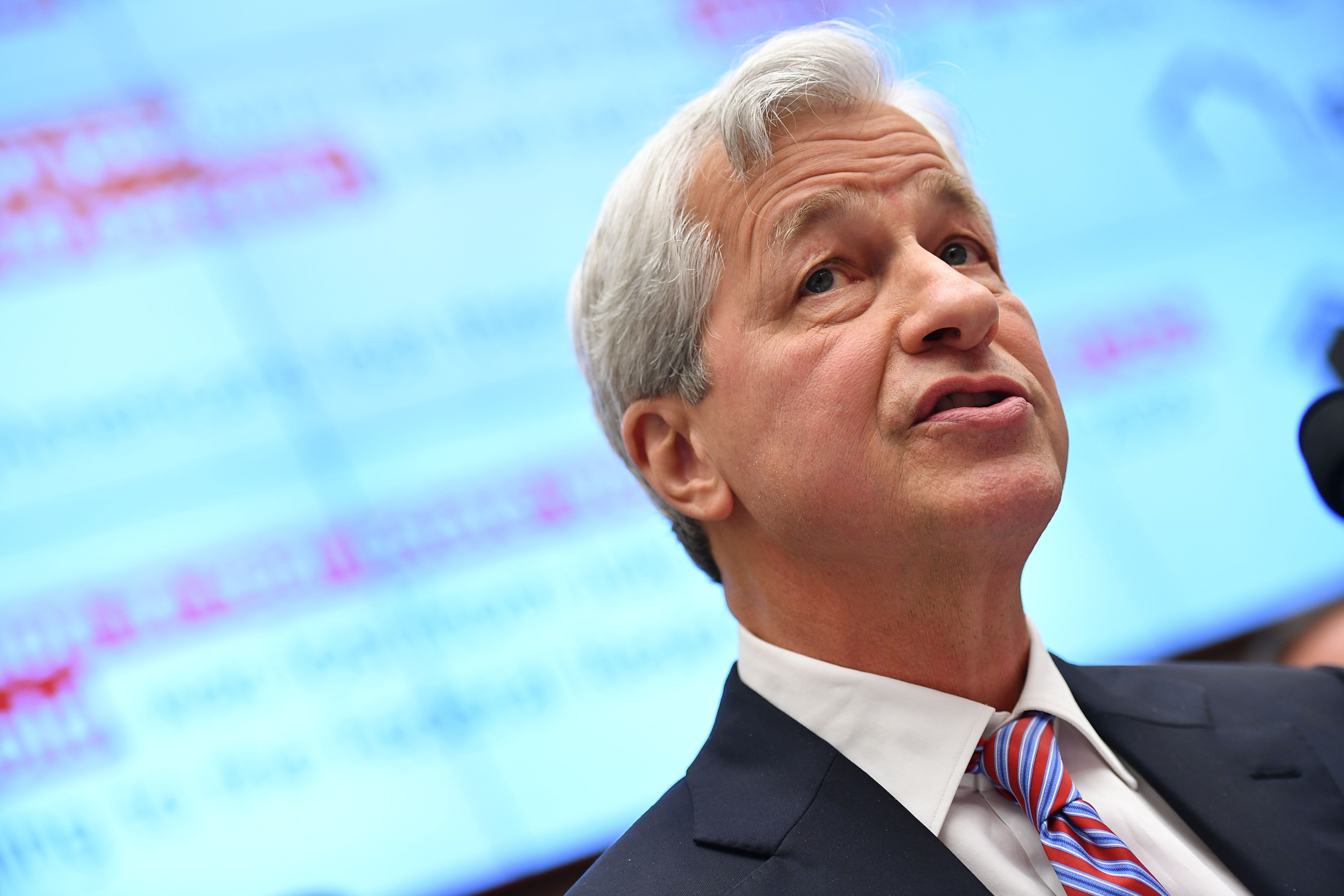 Jamie Dimon warns US-China trade fight becoming a 'real issue' that could deter investment