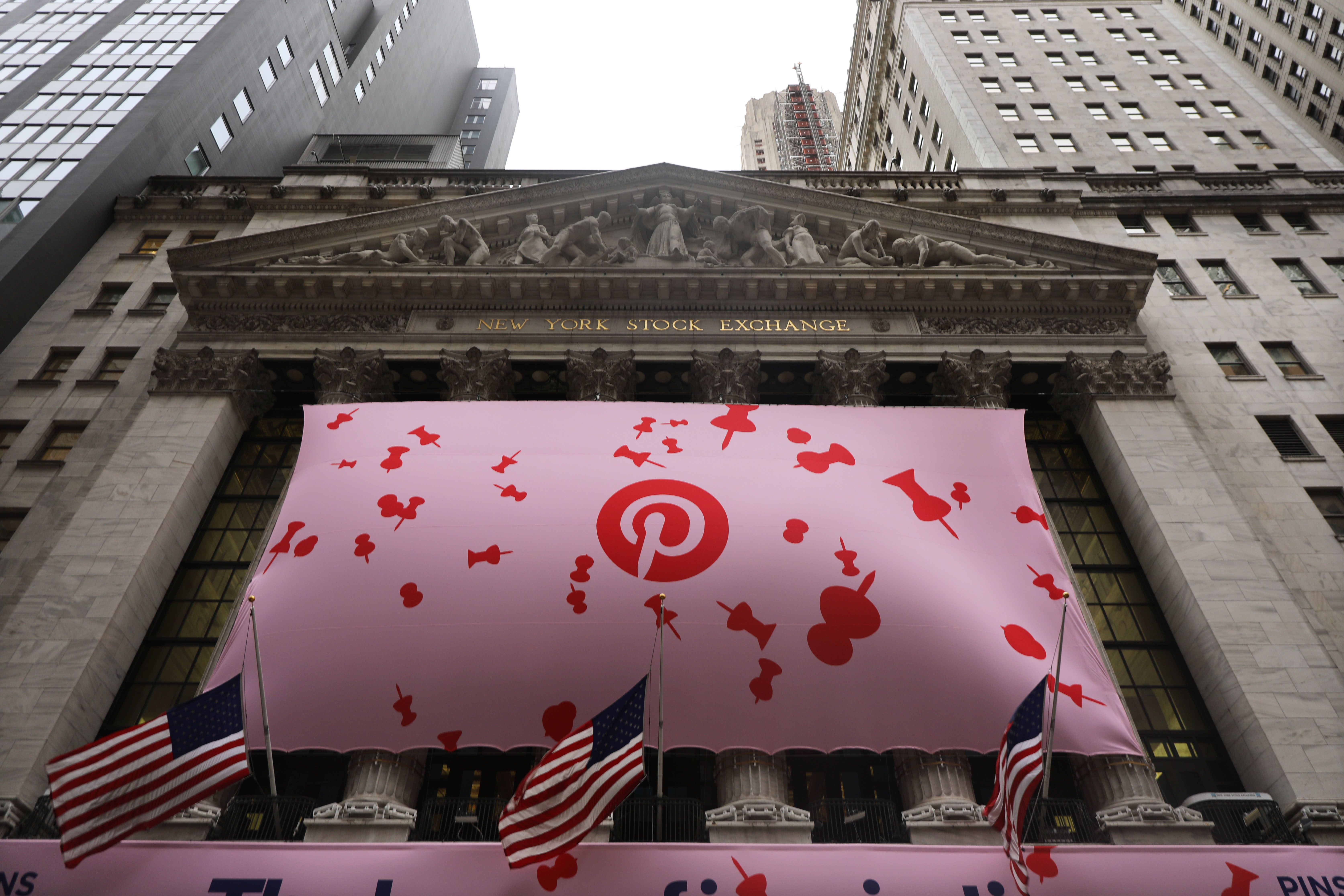 Pinterest, Nvidia, Applied Materials and more