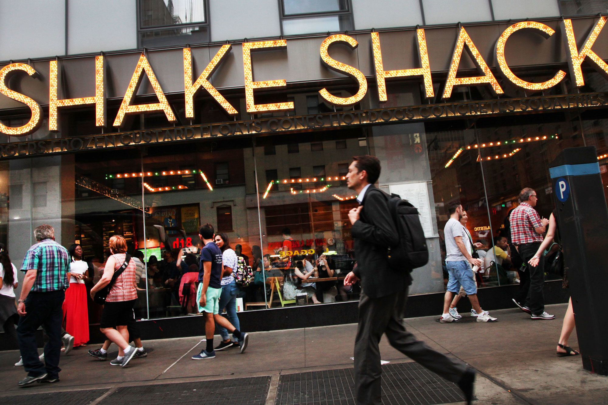 Stocks making the biggest moves after hours: Shake Shack, CBS, Expedia