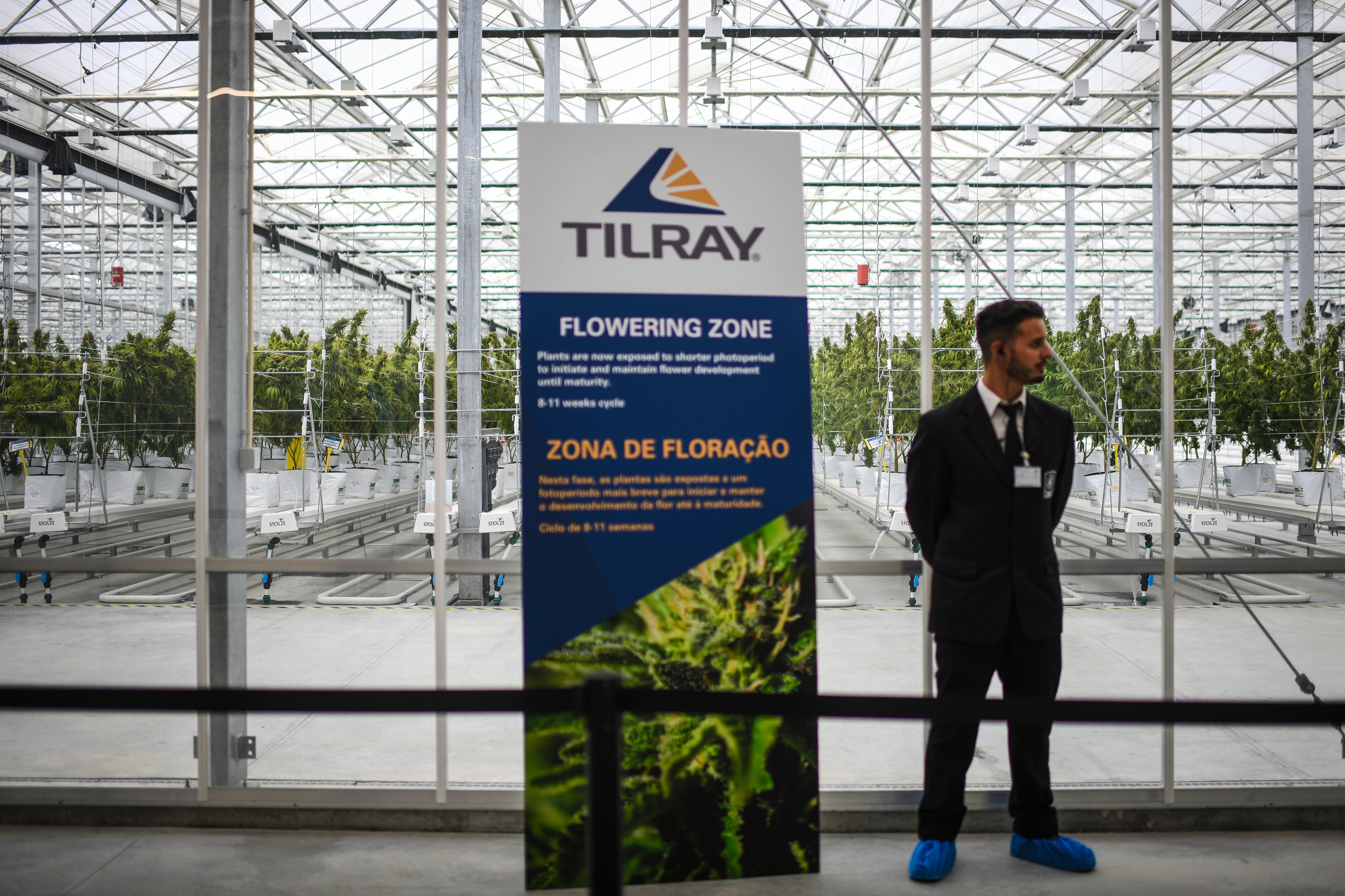Stocks making the biggest moves after hours: Tilray, Agilent