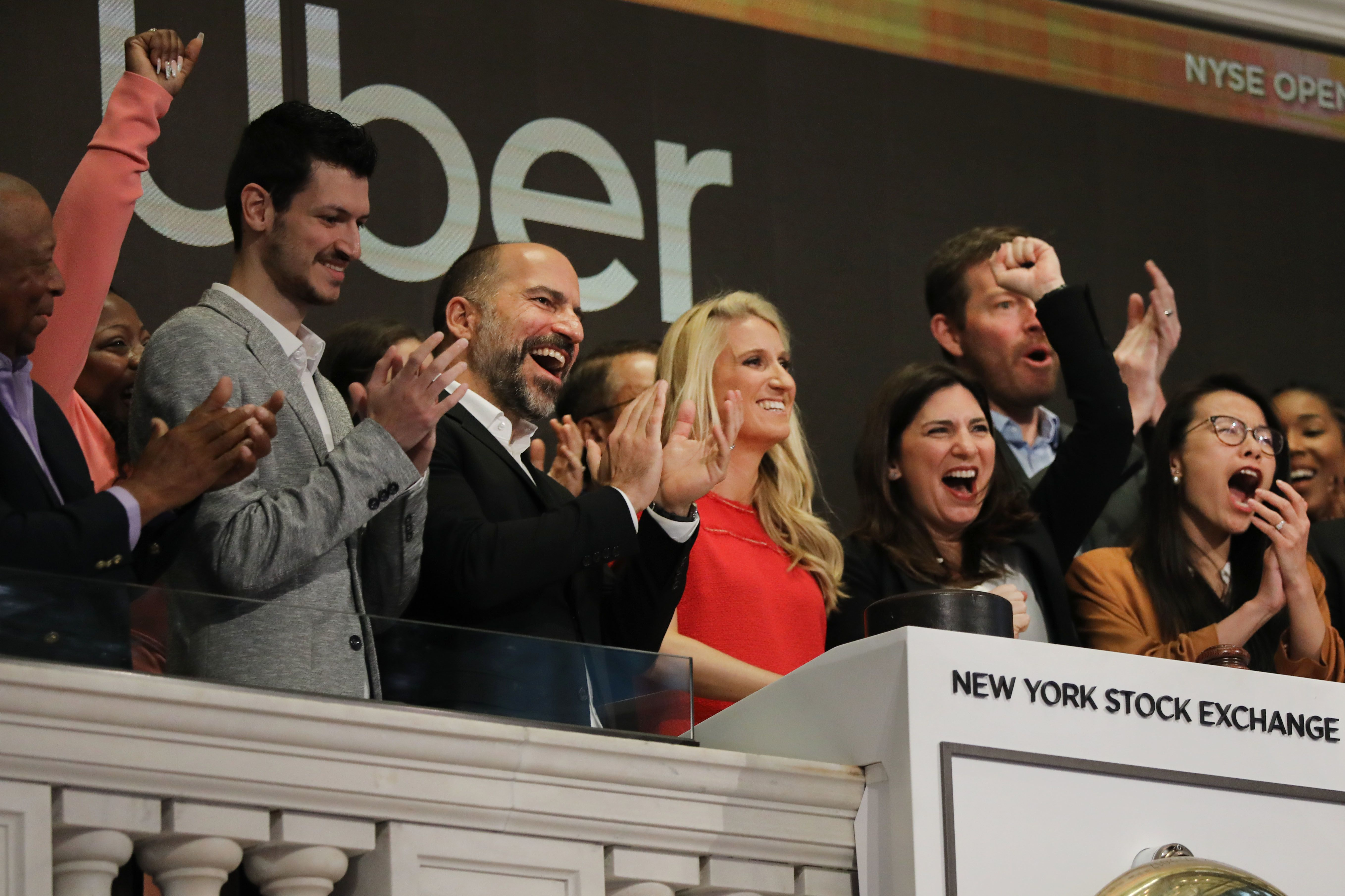 Stocks making the biggest moves after hours: Uber, Gap, Zuora